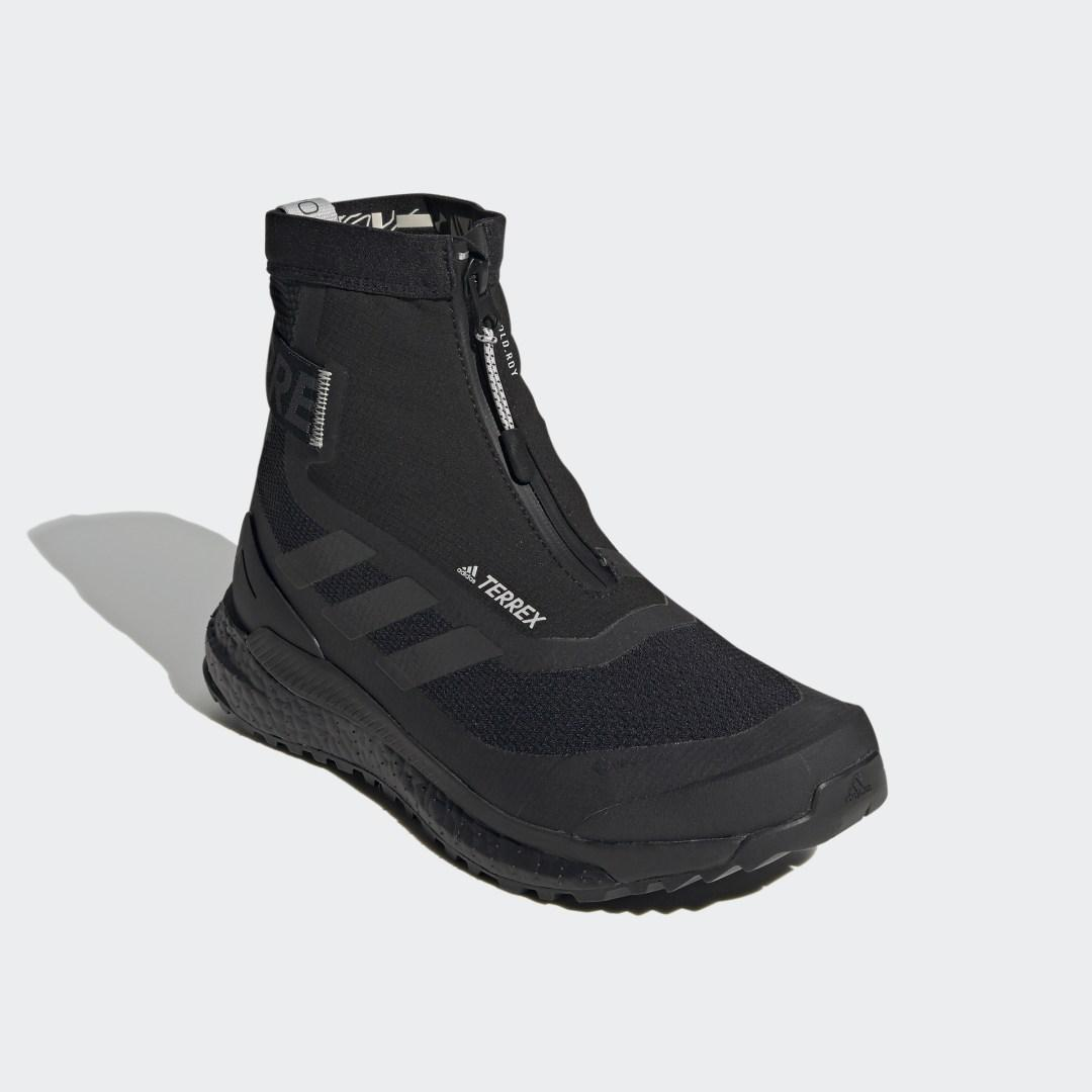 Terrex Free Hiker COLD.RDY Hiking Boots Core Black
