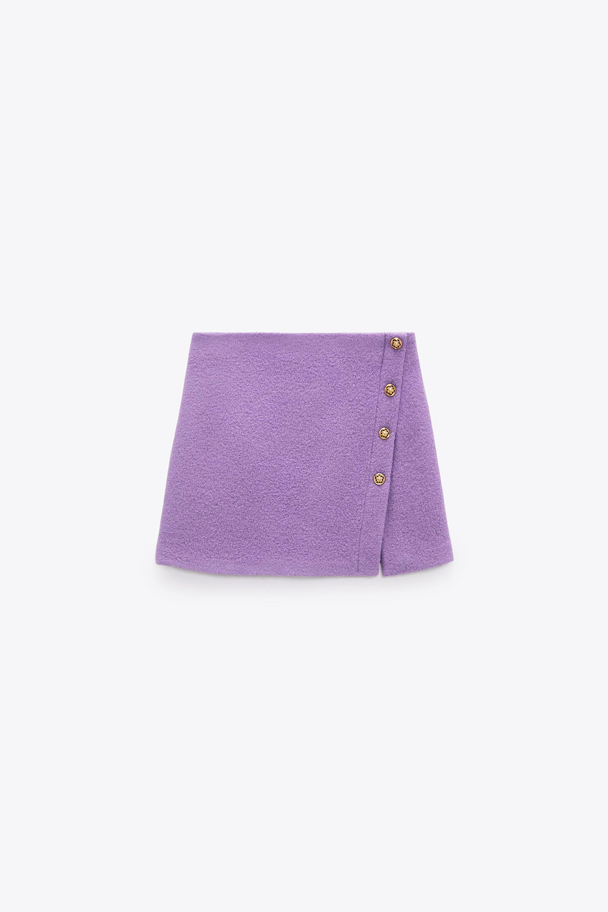 LIMITED EDITION BUTTONED SKIRT 3