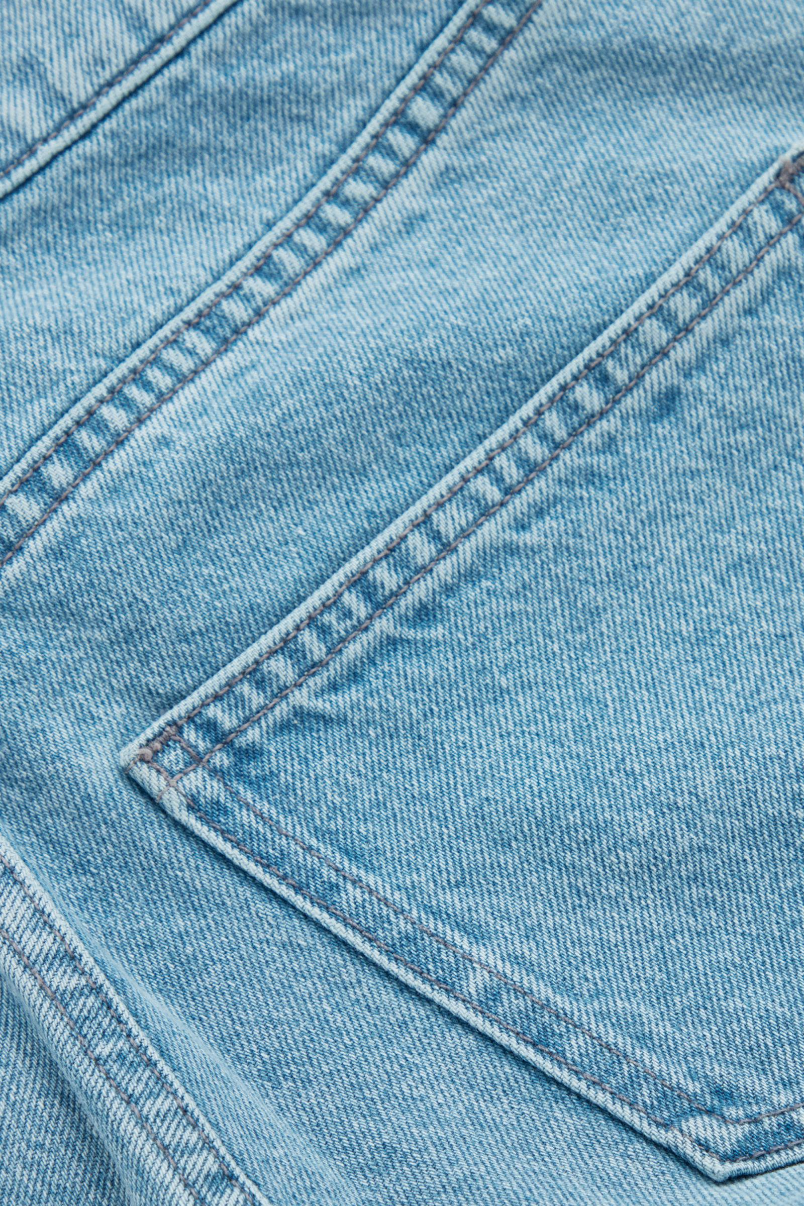 CROPPED STRAIGHT JEANS 7