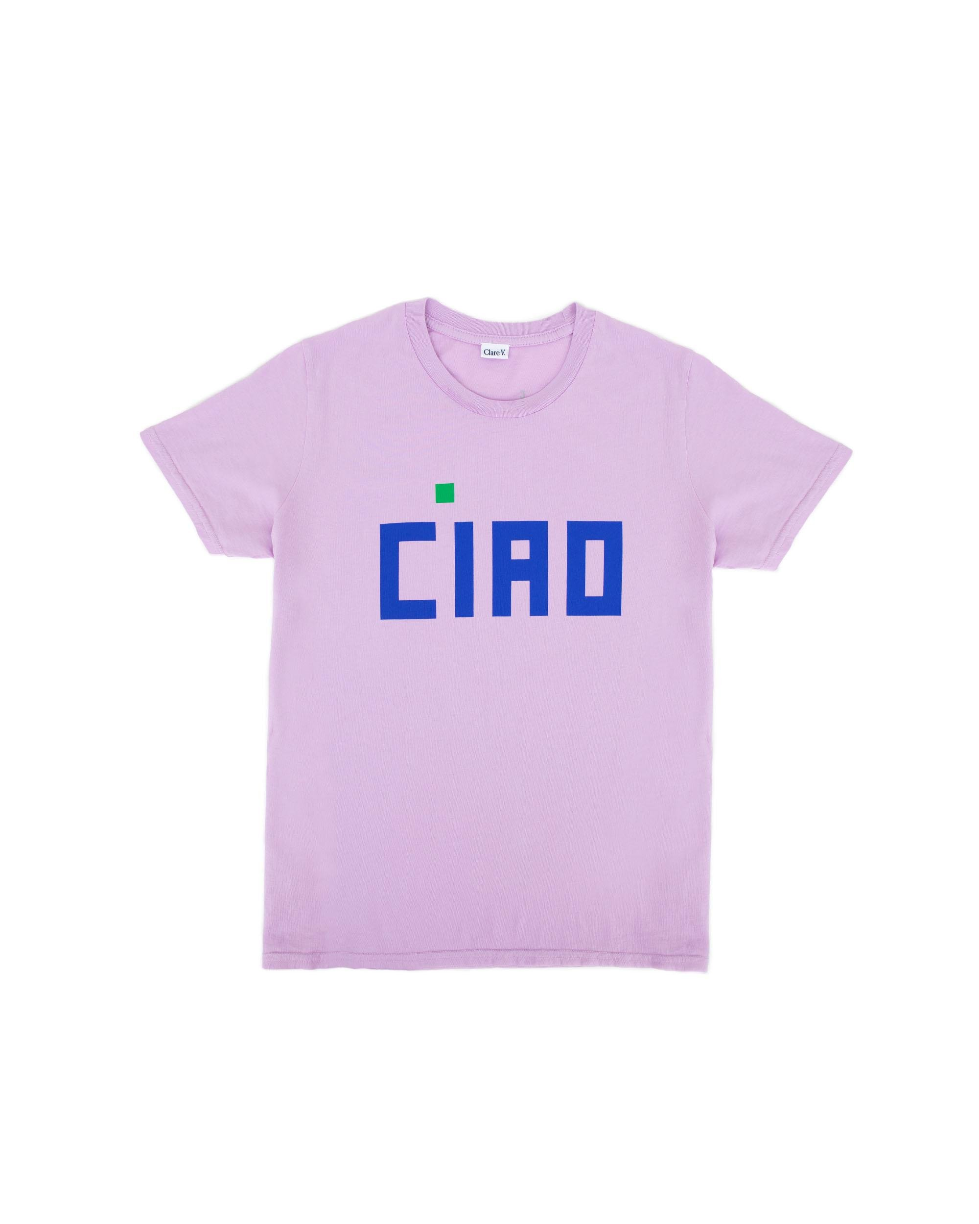 Camp Fit Tee