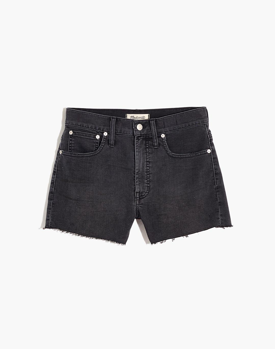 The Perfect Jean Short in Underwood Wash: Ripped Edition 3