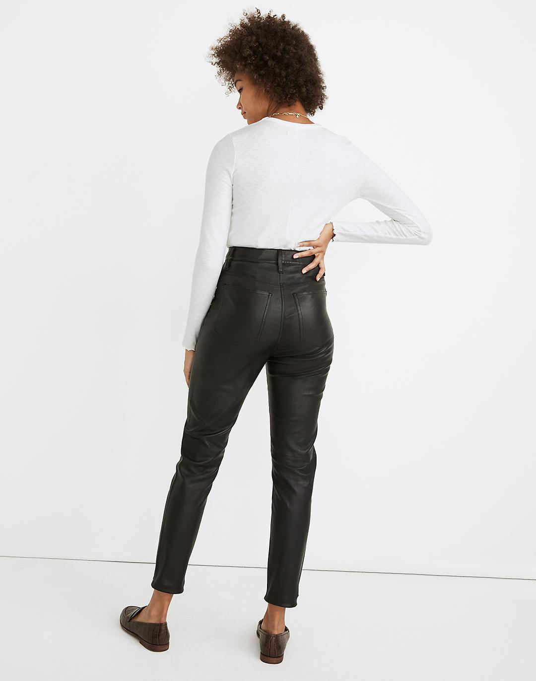 The Perfect Vintage Jean: Leather Edition 2