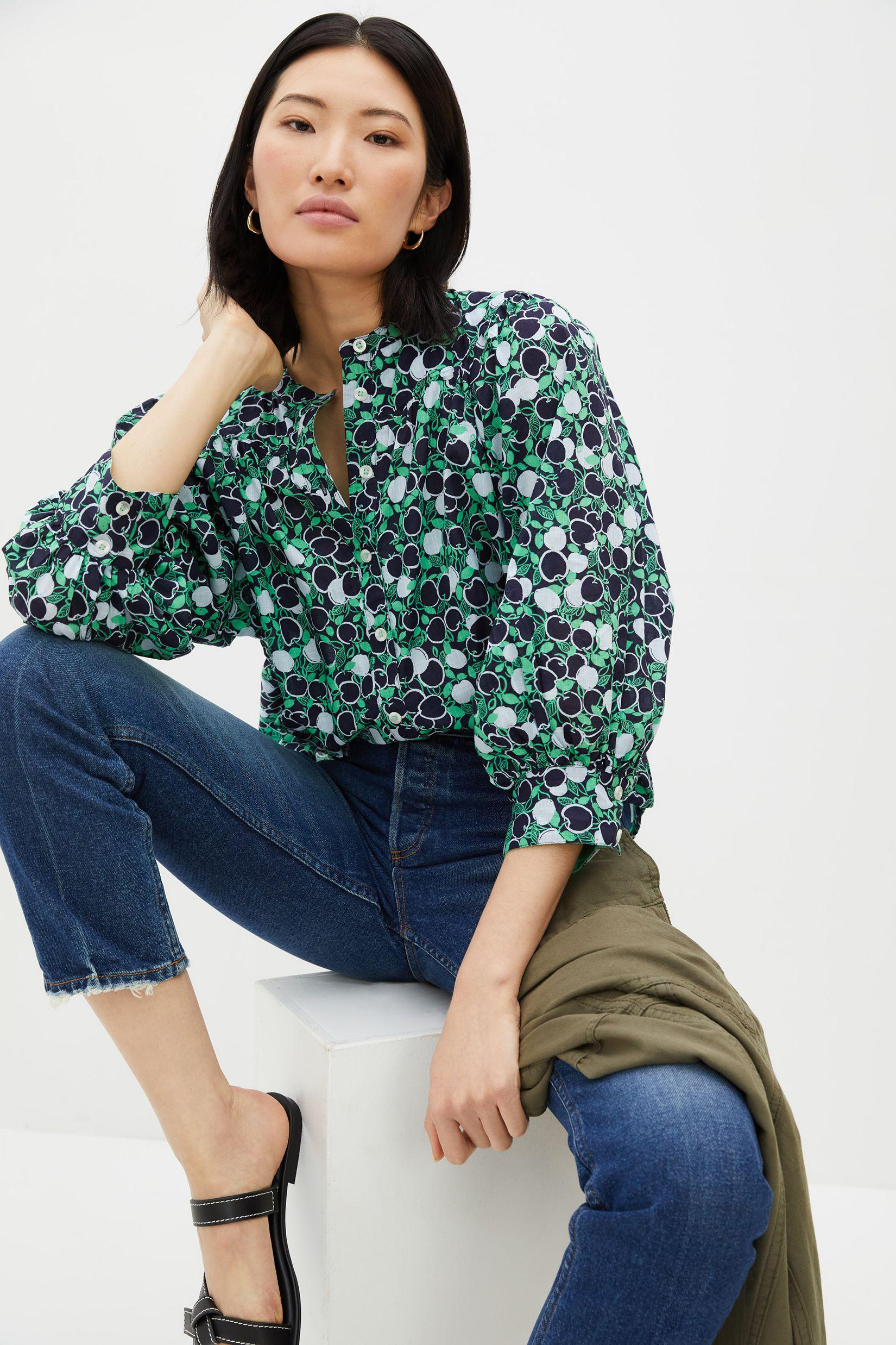 Maeve Whimsy Buttondown