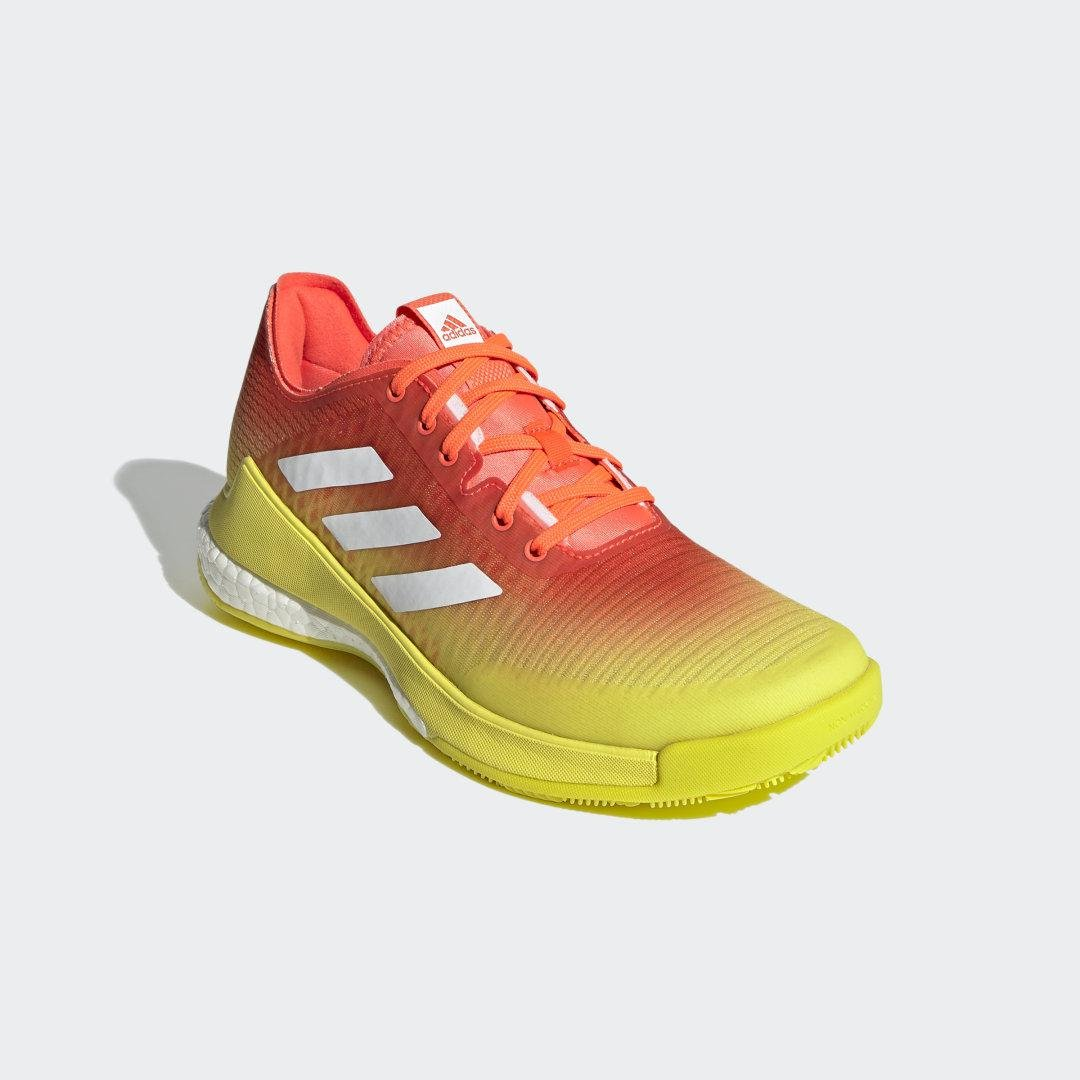 CrazyFlight Volleyball Shoes Solar Red
