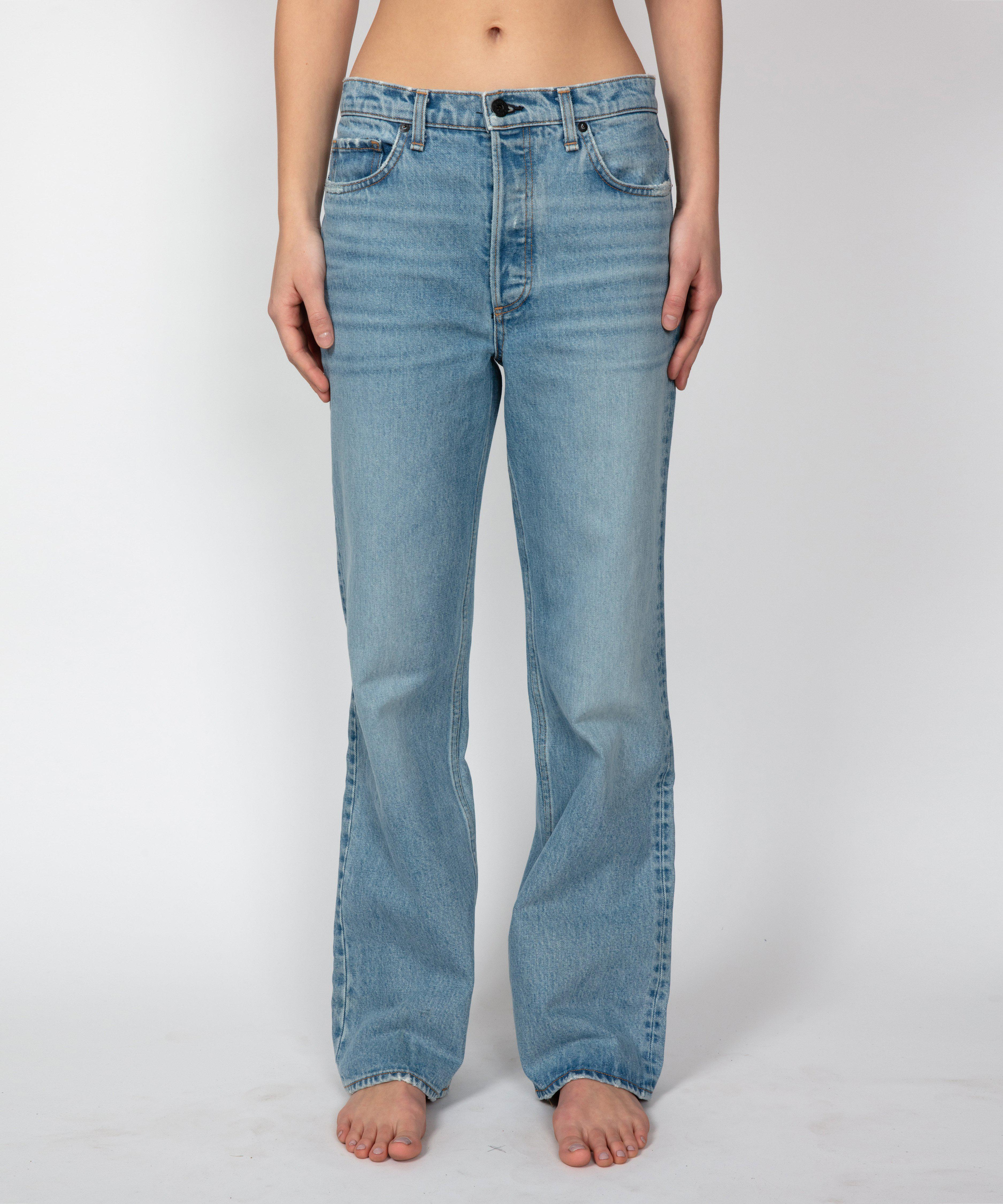SLOUCHY STRAIGHT - Water st. 1