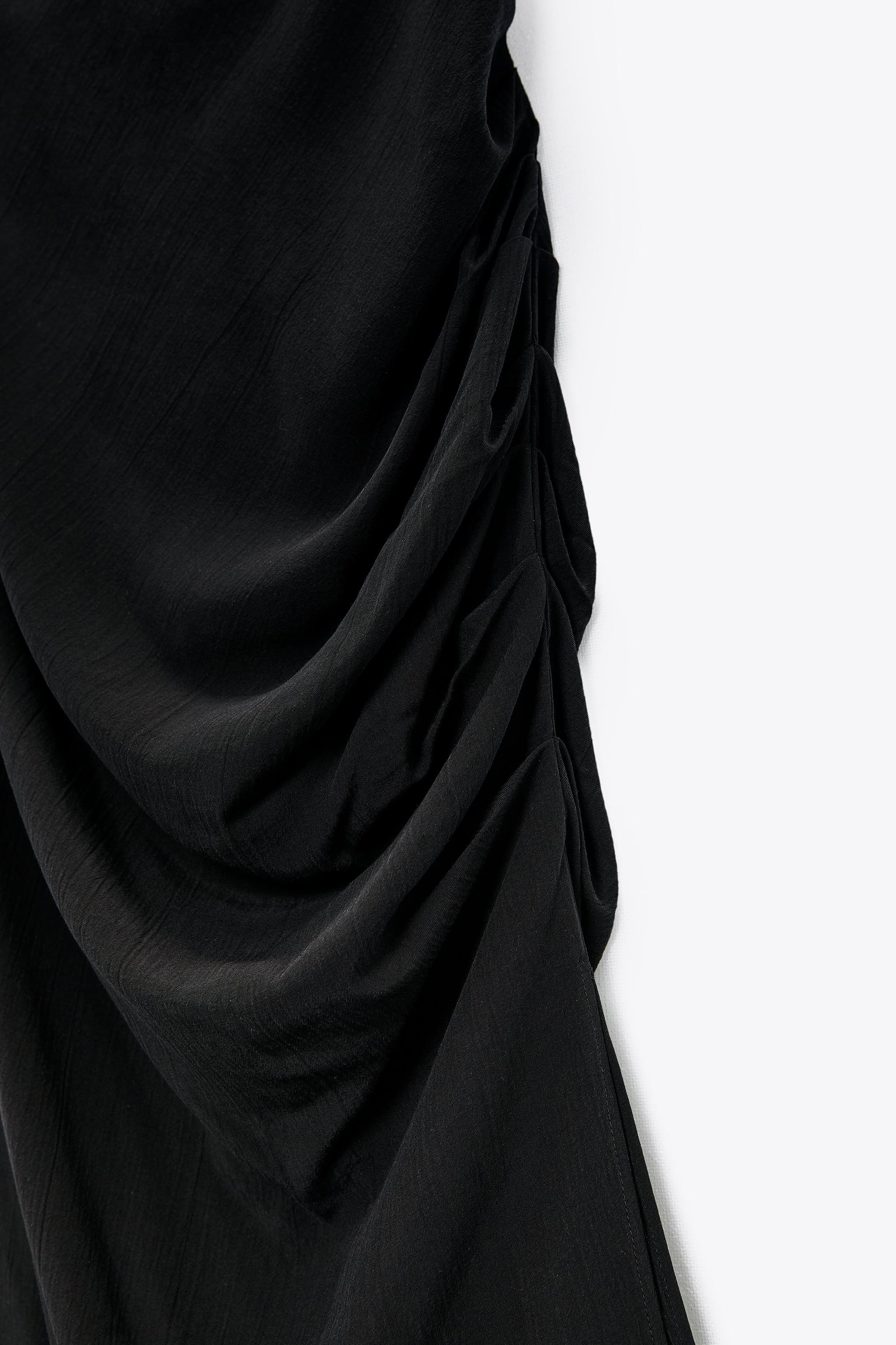MIDI DRESS WITH OPEN BACK 7
