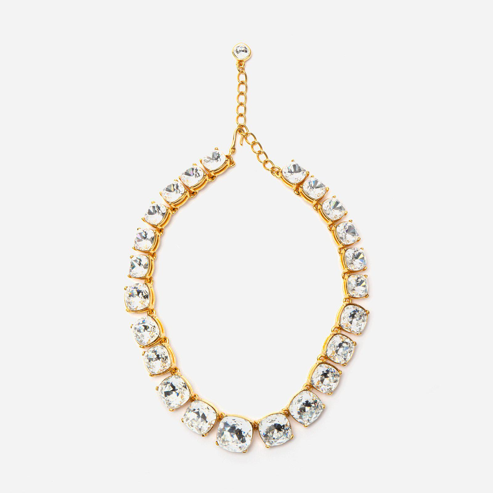 Grand Crystal Necklace