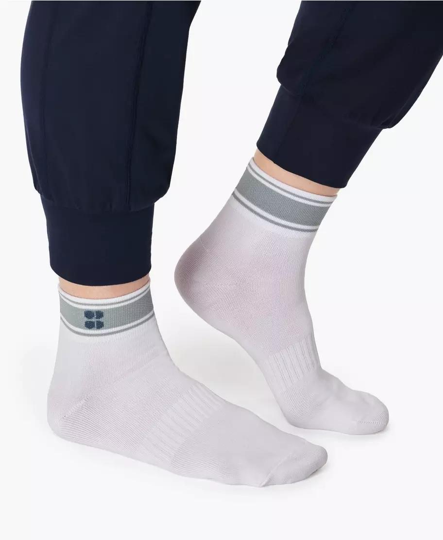 Striped Ankle Sock 3 Pack