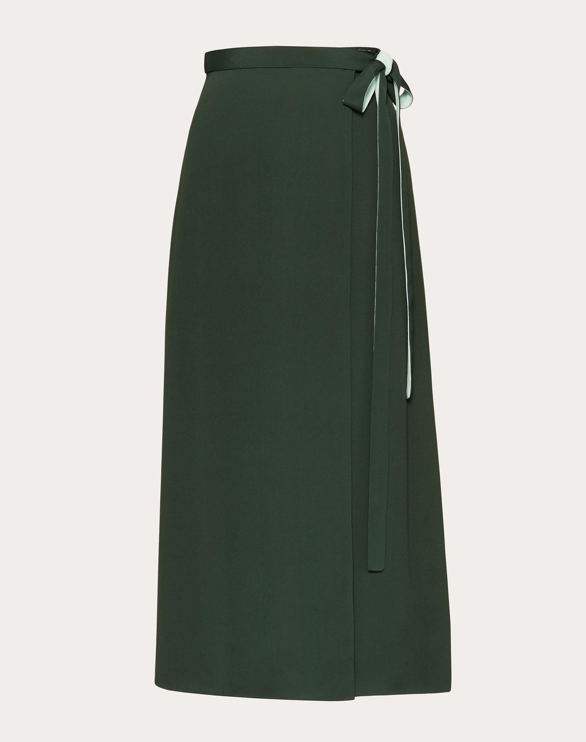 CADY COUTURE WRAP SKIRT 3