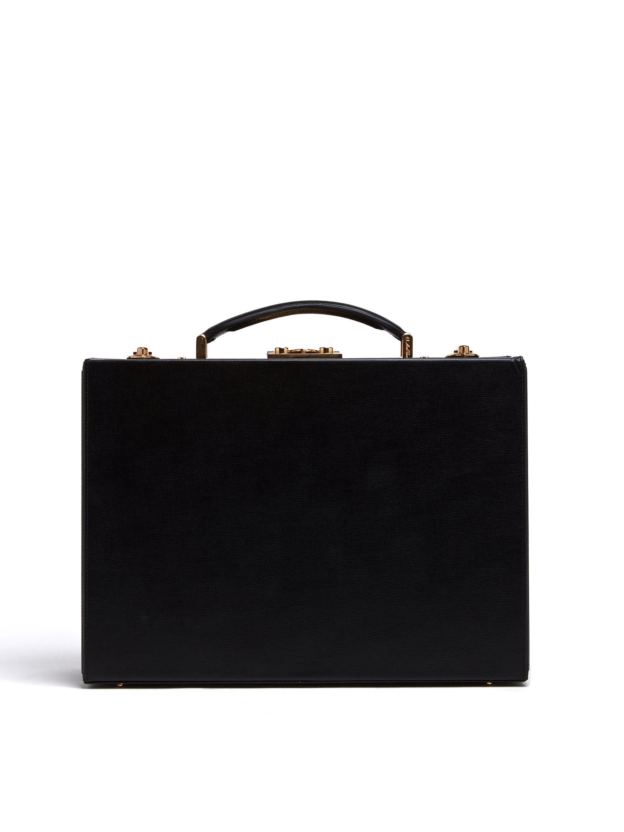 Grace Small Leather Trunk 4