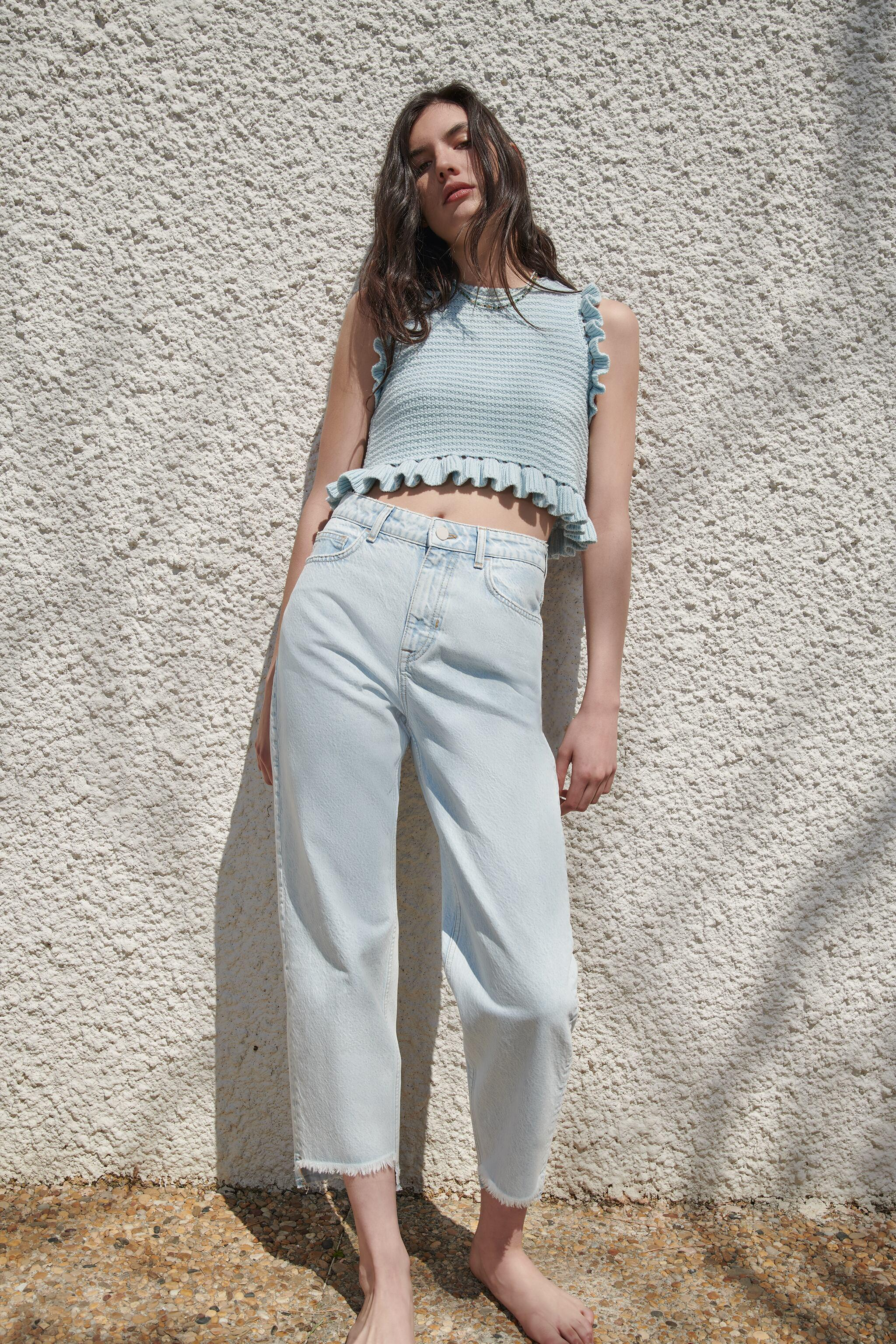 Z1975 MOM FIT JEANS 1