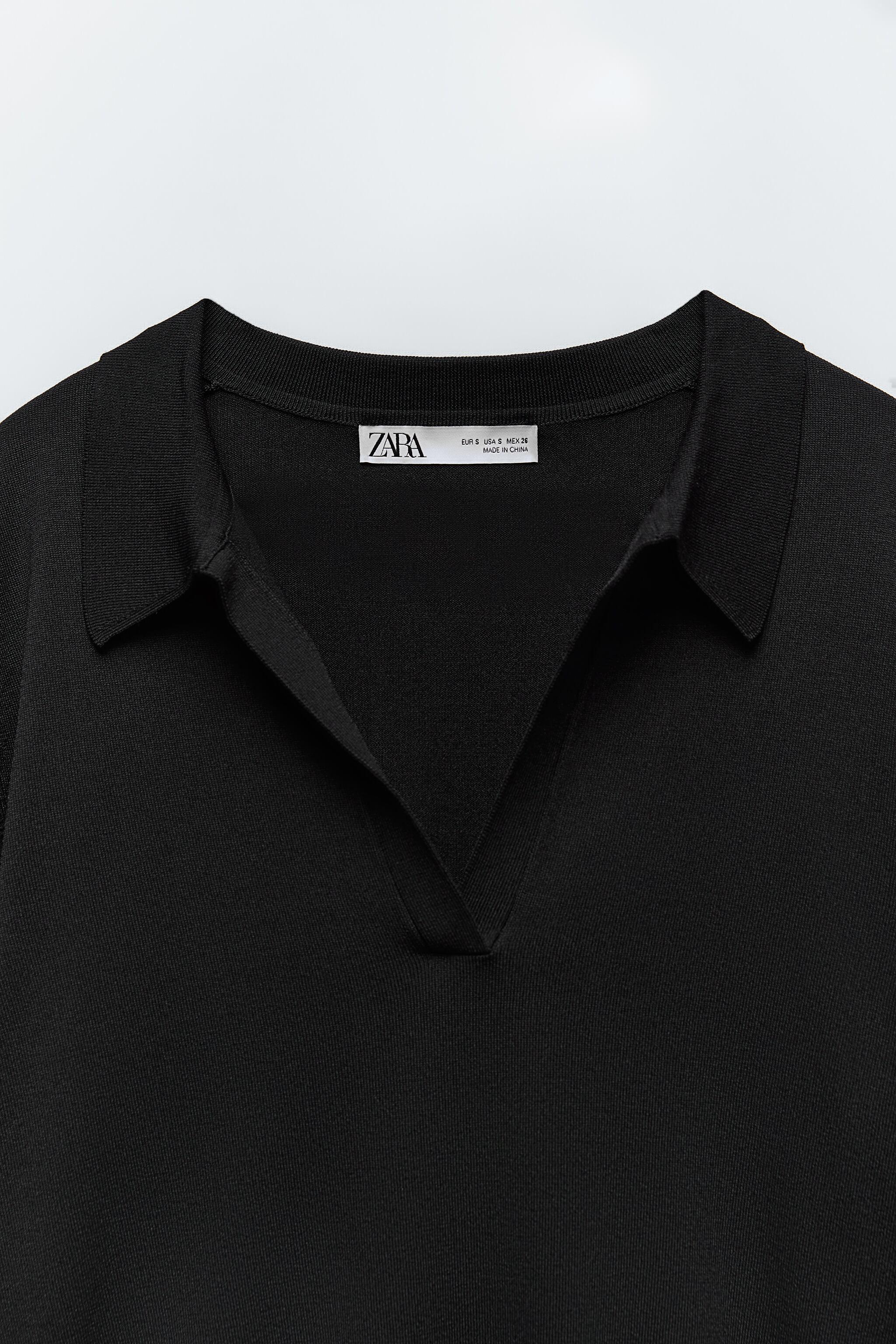 POLO COLLAR KNIT SWEATER 6