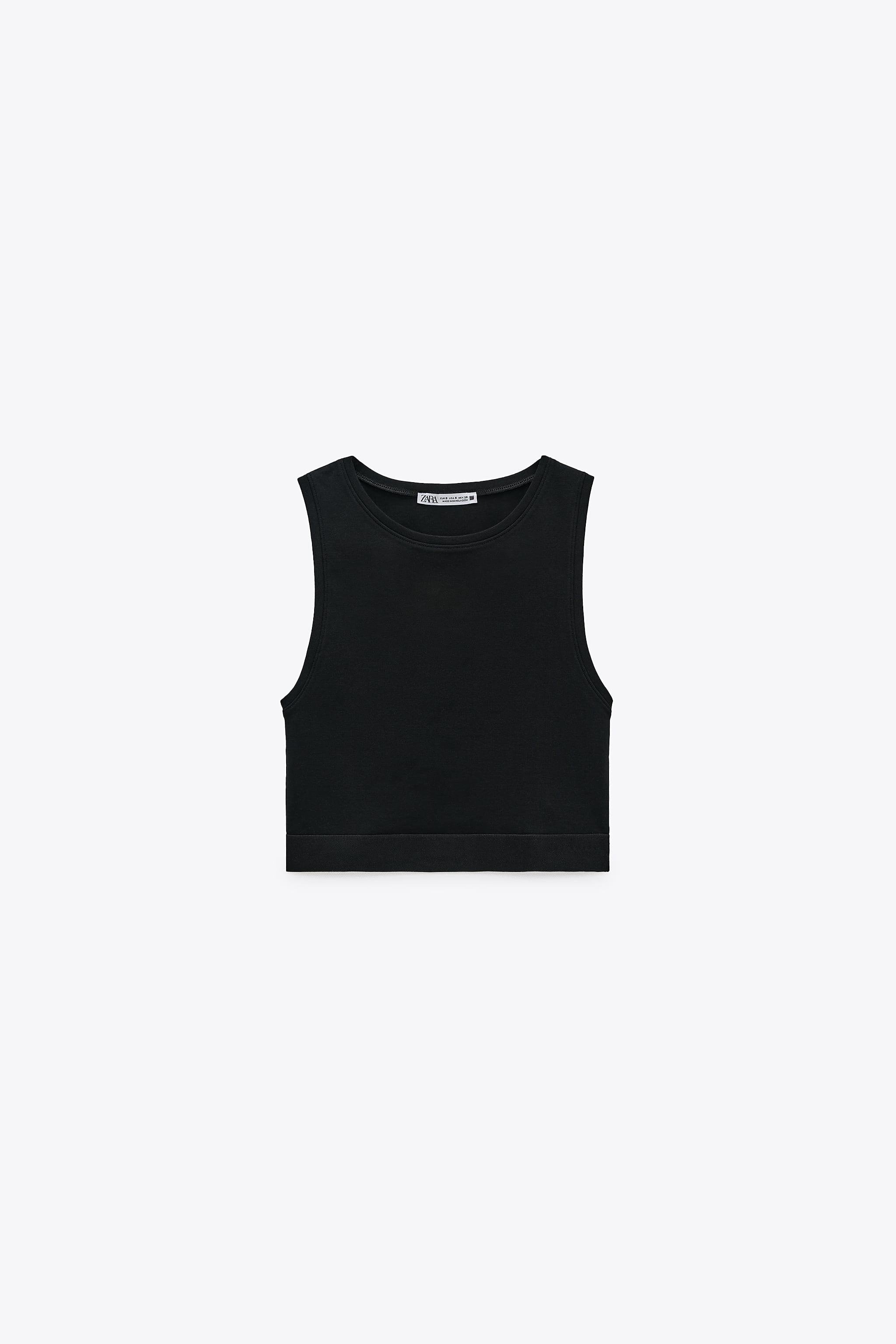 HIGH NECK CROPPED TOP 5