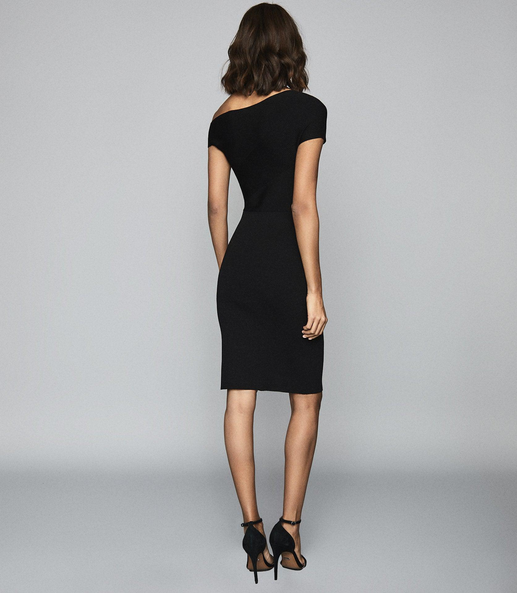 LAVINIA - KNITTED BODYCON DRESS 3