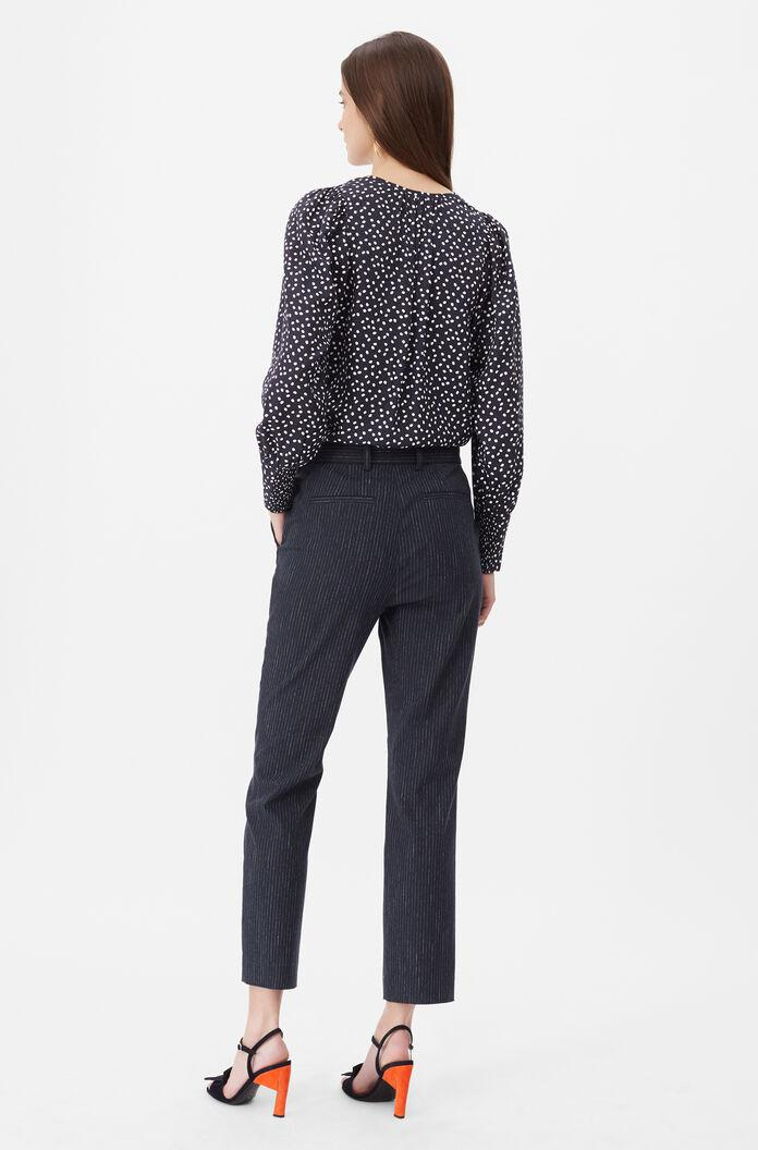TAILORED PINSTRIPE SUITING PANT 1