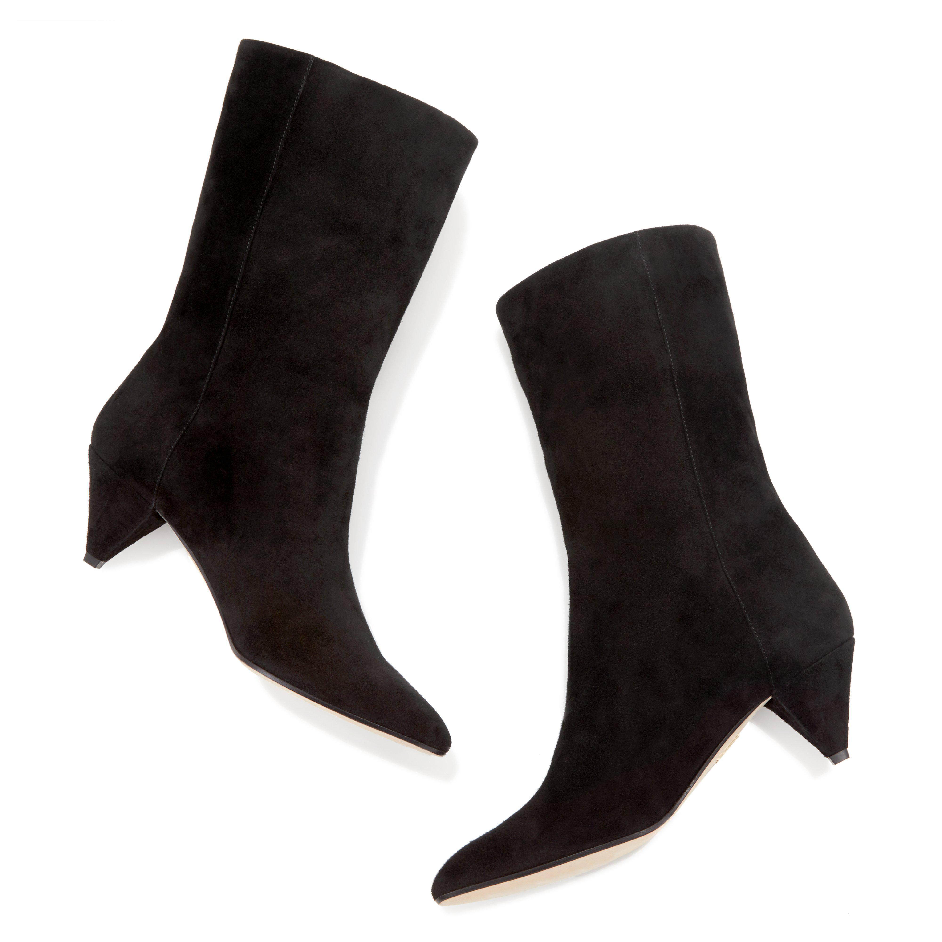 Kindred Mid Calf 55 - Suede 3