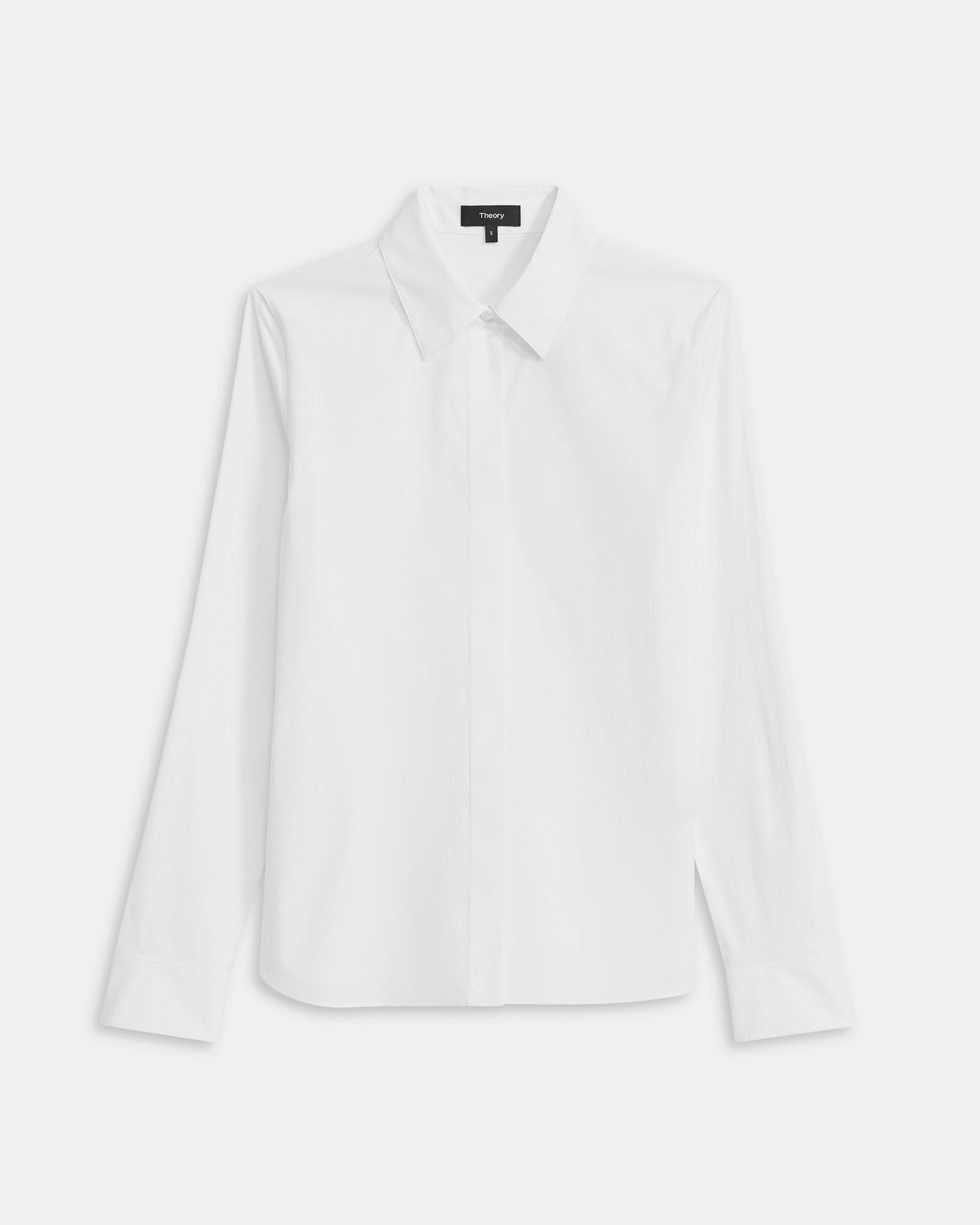 Fitted Shirt in Good Cotton 5