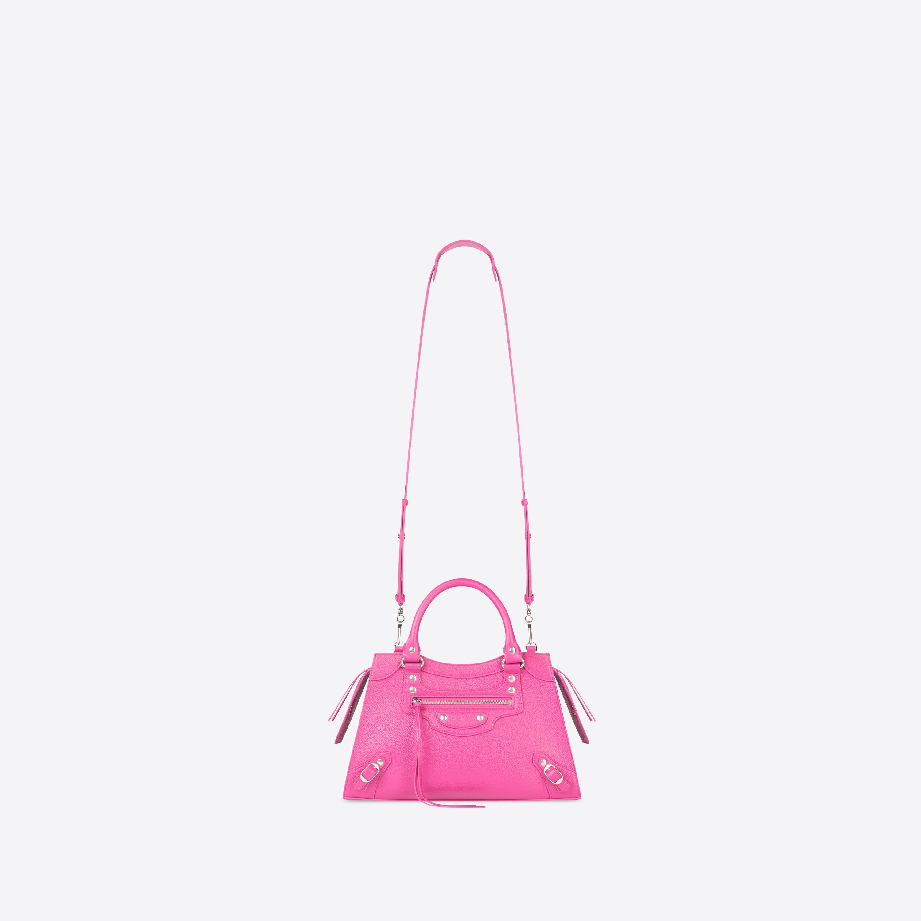 Neo Classic Small Top Handle Bag 3