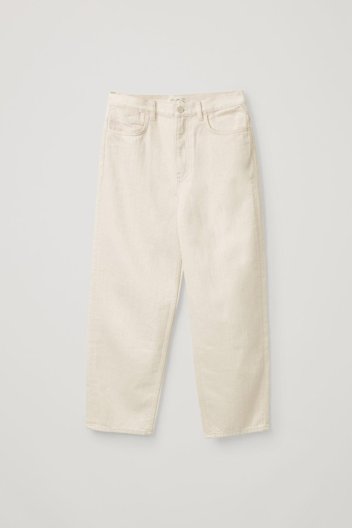 STRAIGHT MID-RISE JEANS 5