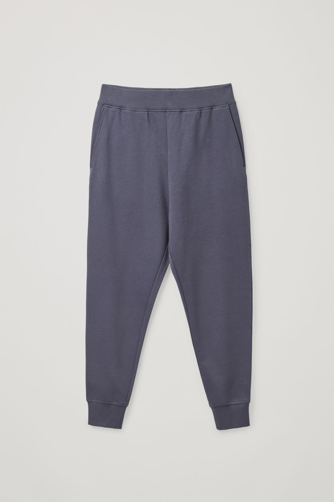 TAPERED JOGGERS 5