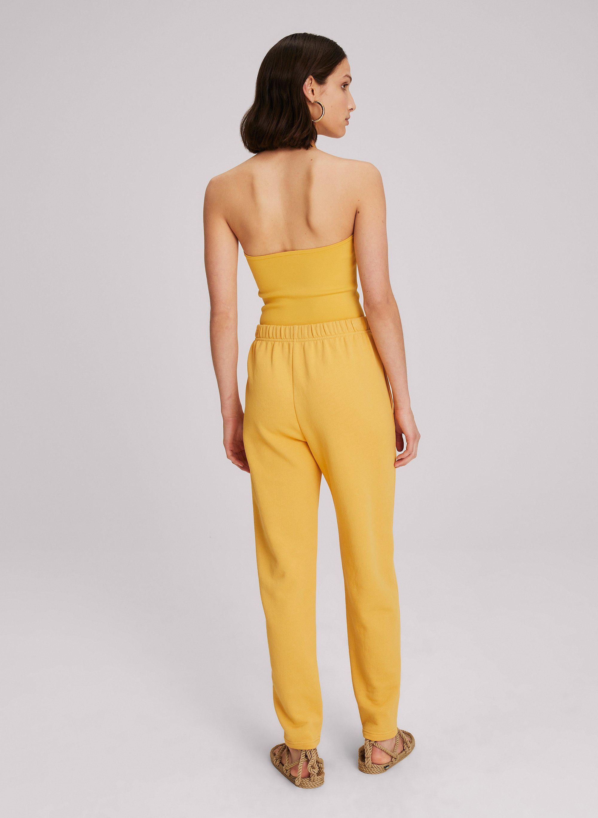 Roger II Cotton Terry Pant 3