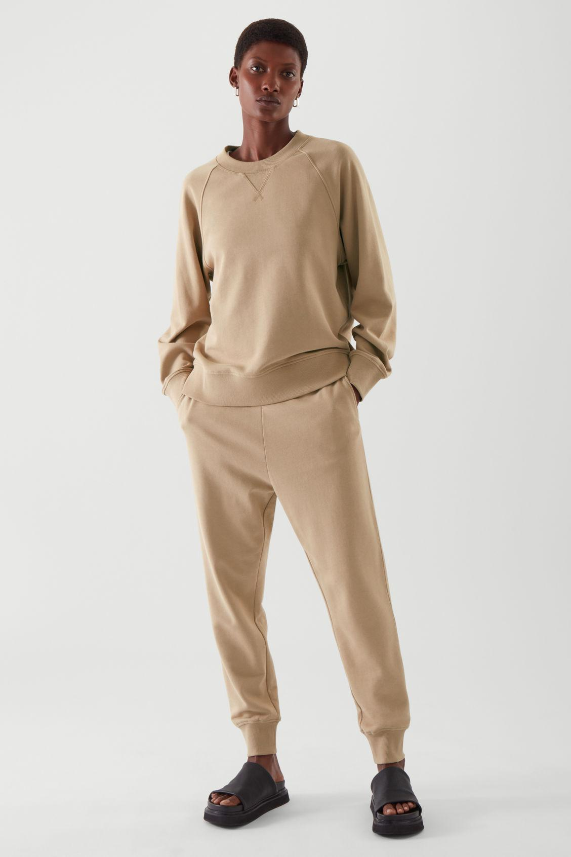 RELAXED-FIT TERRY SWEATSHIRT 2