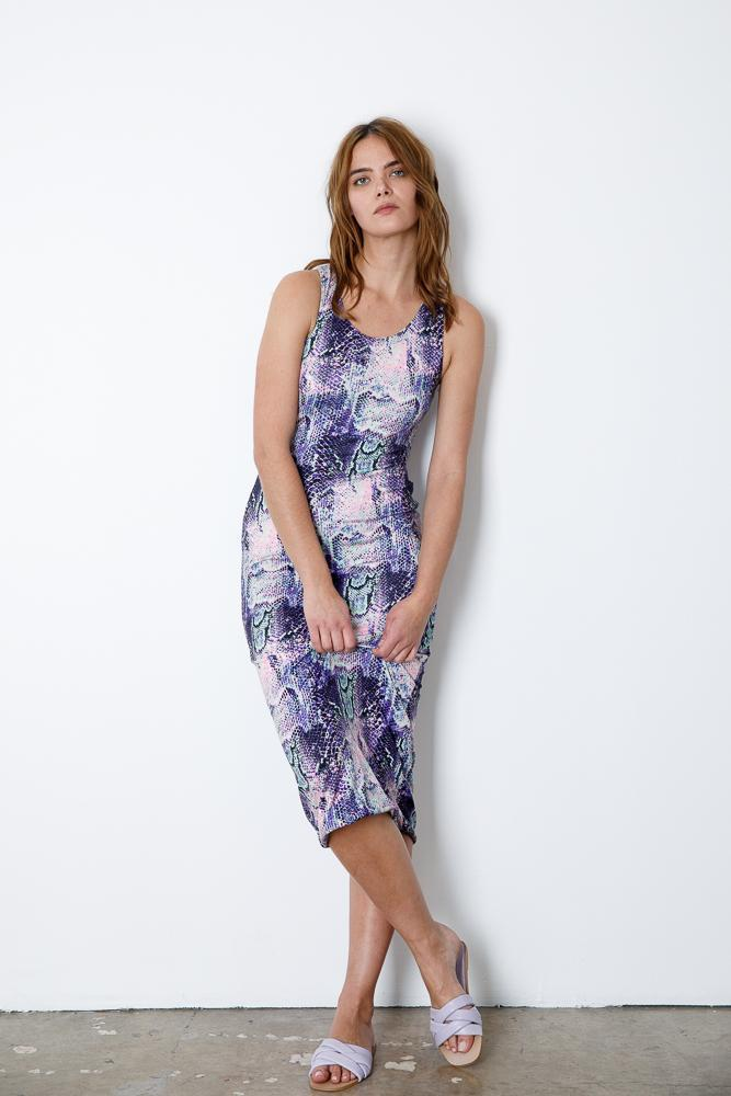 One And Done Tank Dress (Reversible) 1