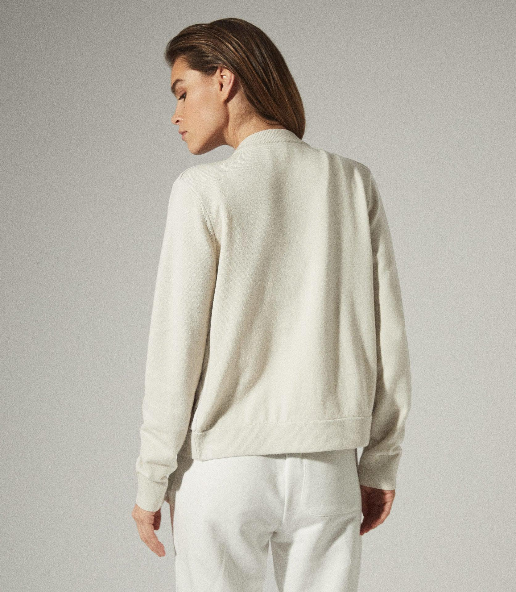 AYLA - HYBRID ZIP THROUGH QUILTED JUMPER 2