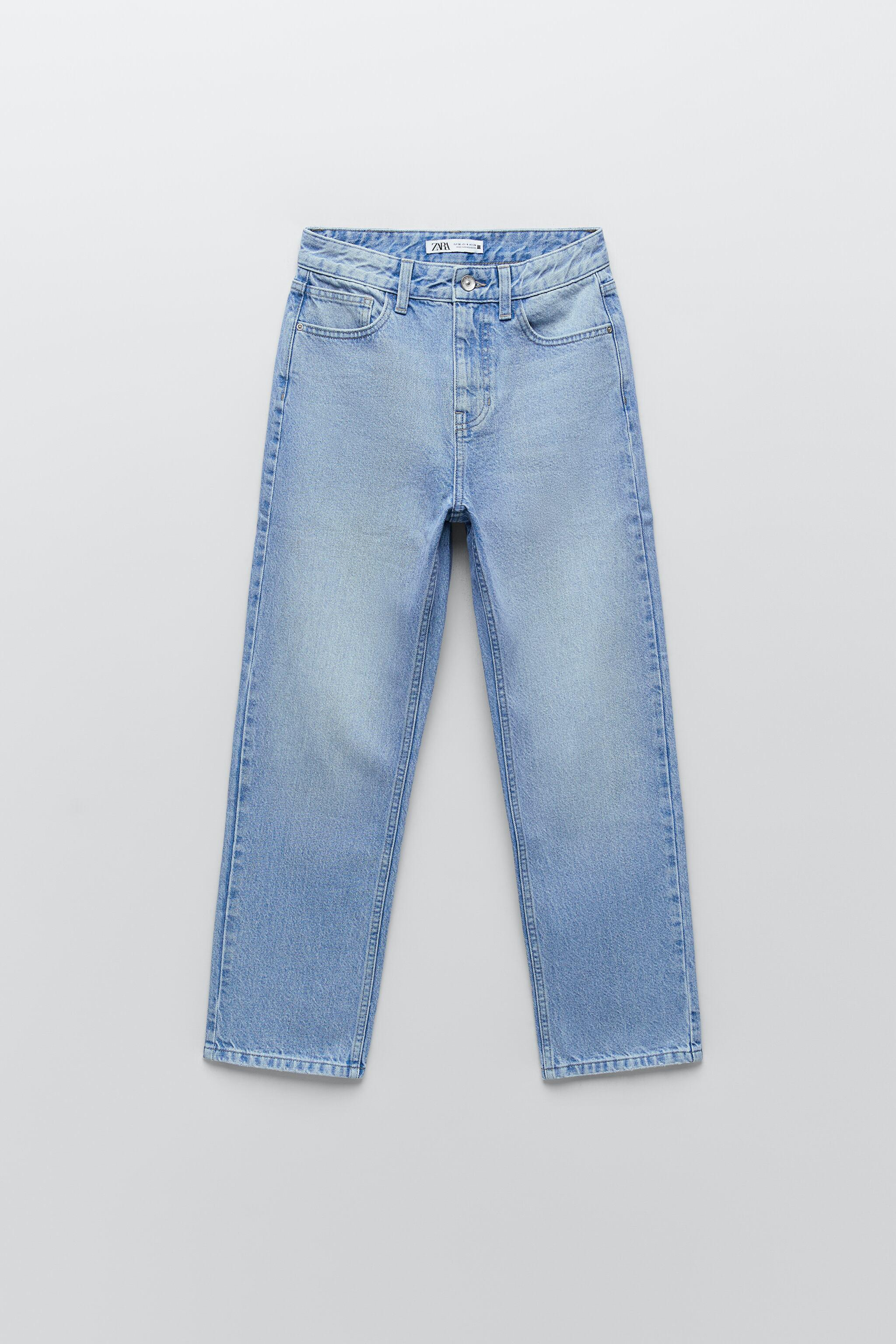 Z1975 HIGH RISE TAPERED JEANS 5