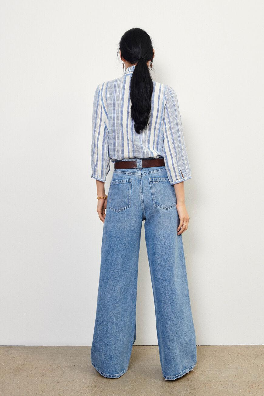 soul.FLARED JEANS 2