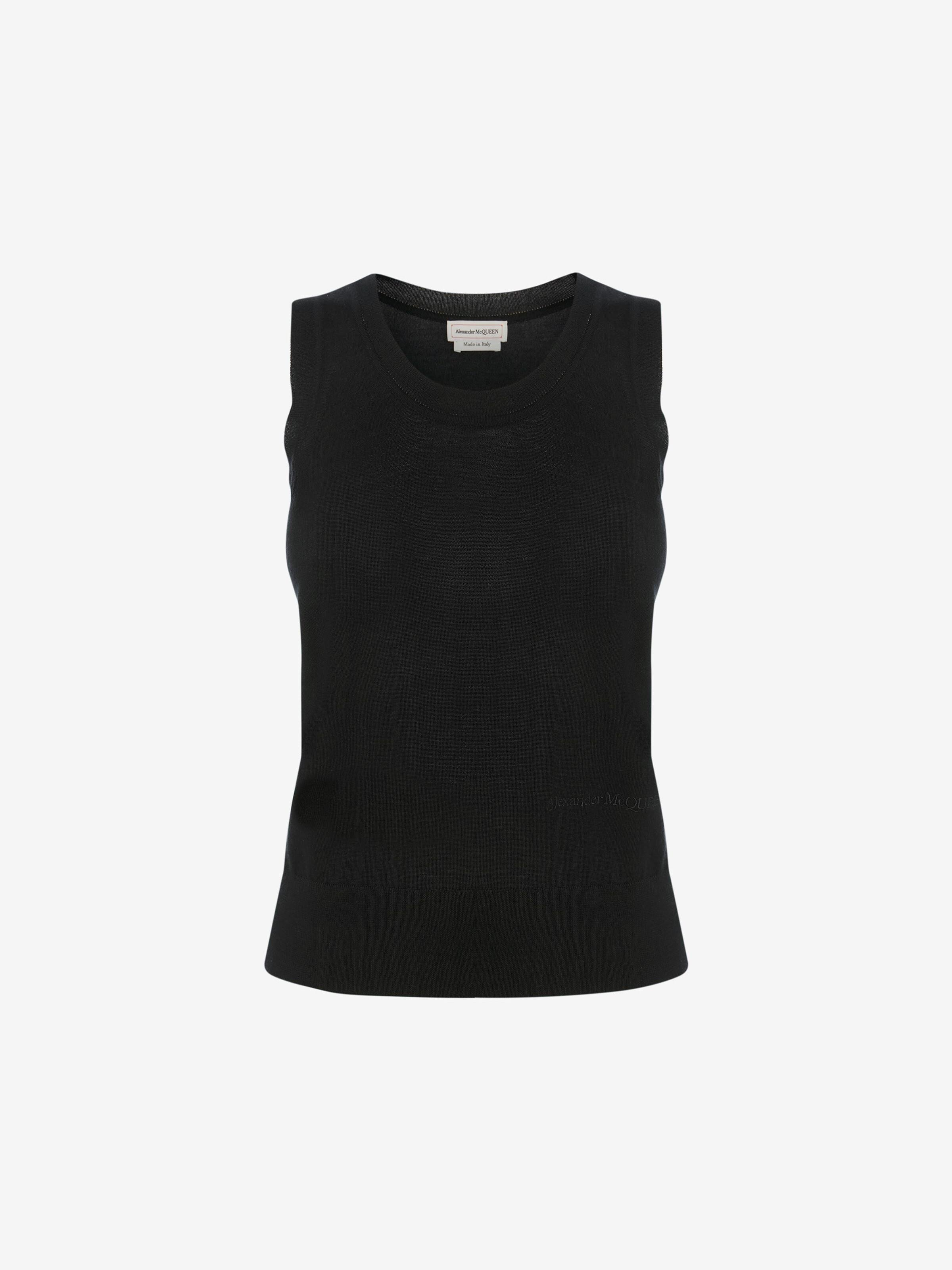 Cashmere Tank Top 3