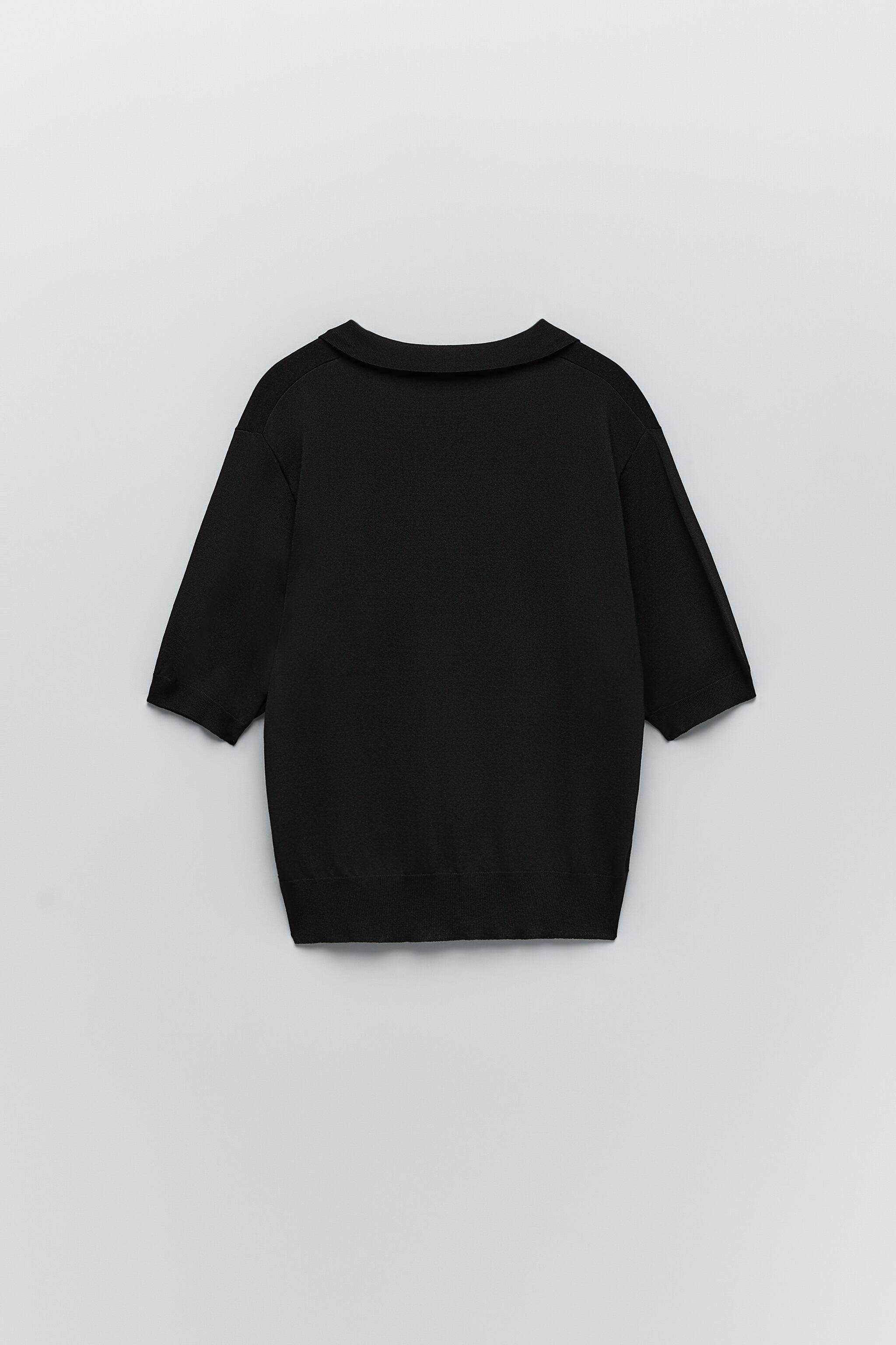 POLO COLLAR KNIT SWEATER 5