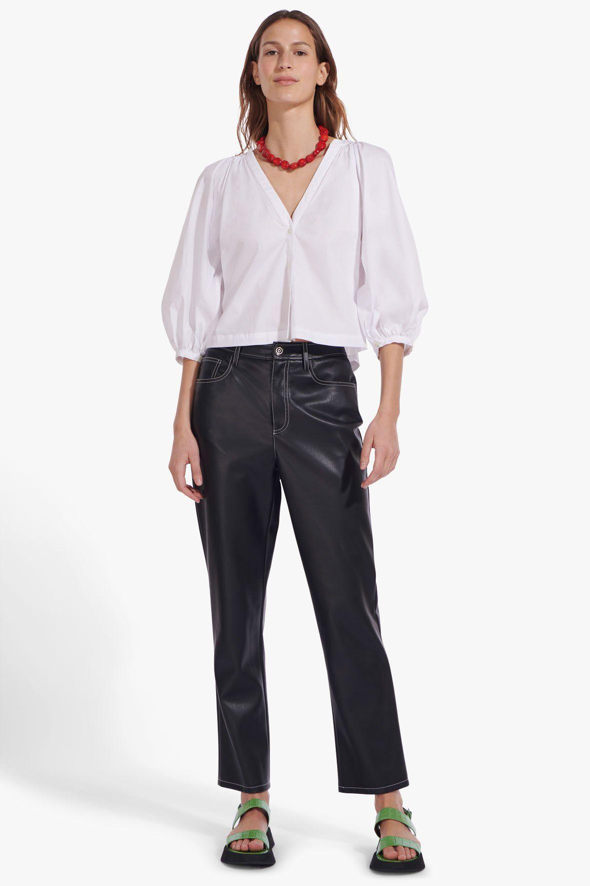 DILL TOP | WHITE 1