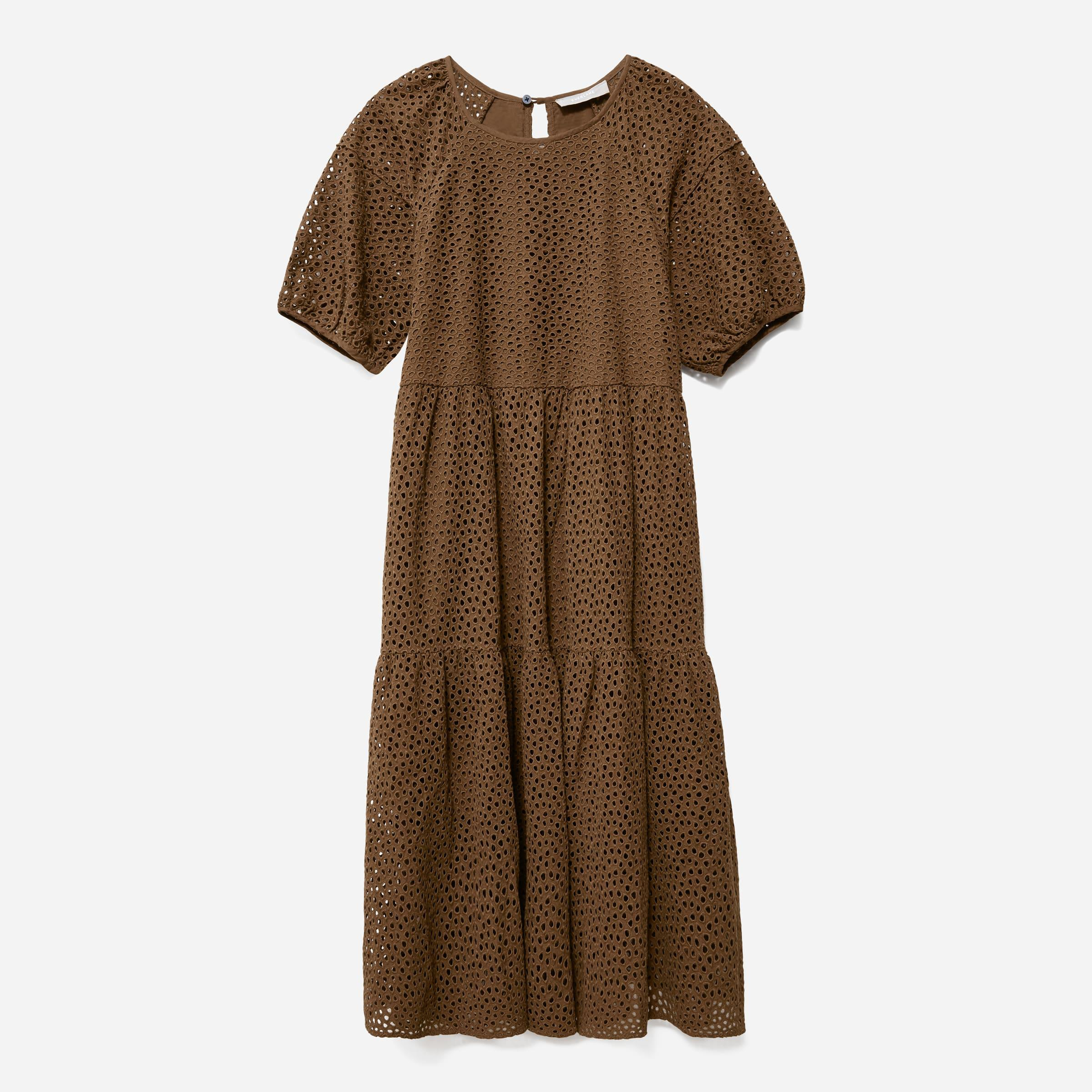 The Tiered Eyelet Dress 4