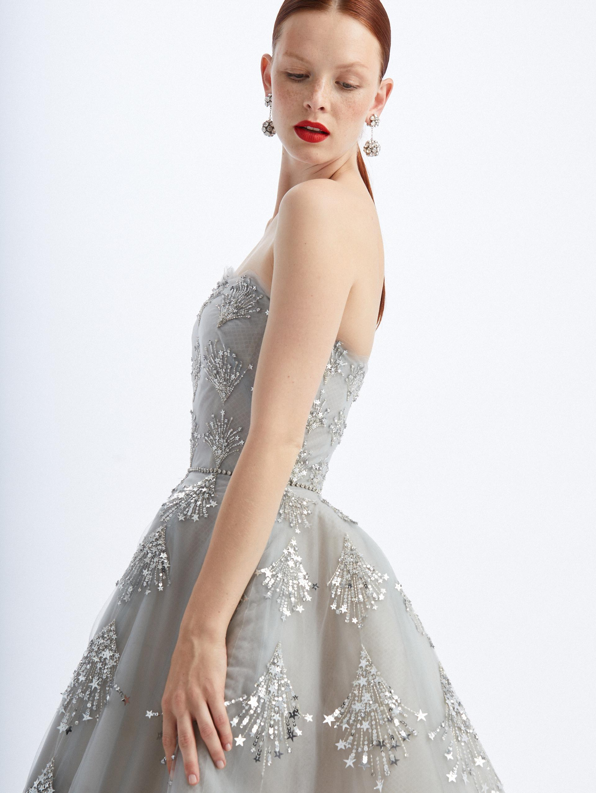 CELESTIAL EMBROIDERED BALL GOWN 2