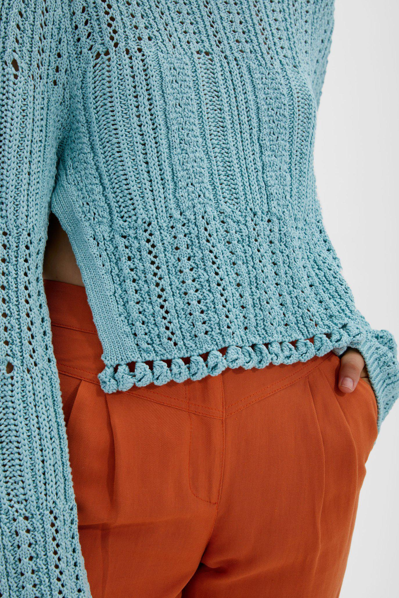Amberly Chunky Knit Pullover 2