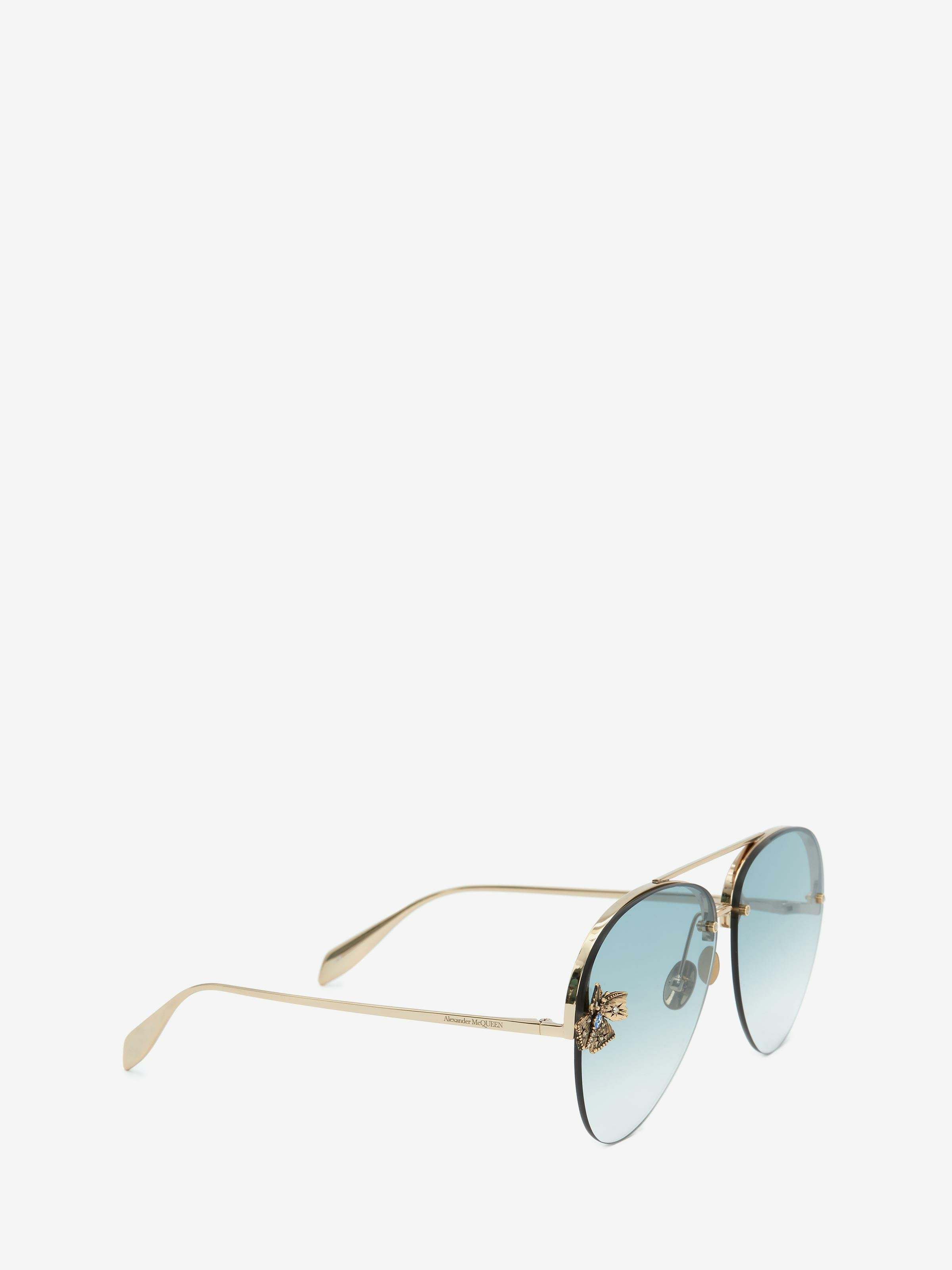 Butterfly Jewelled Sunglasses 2