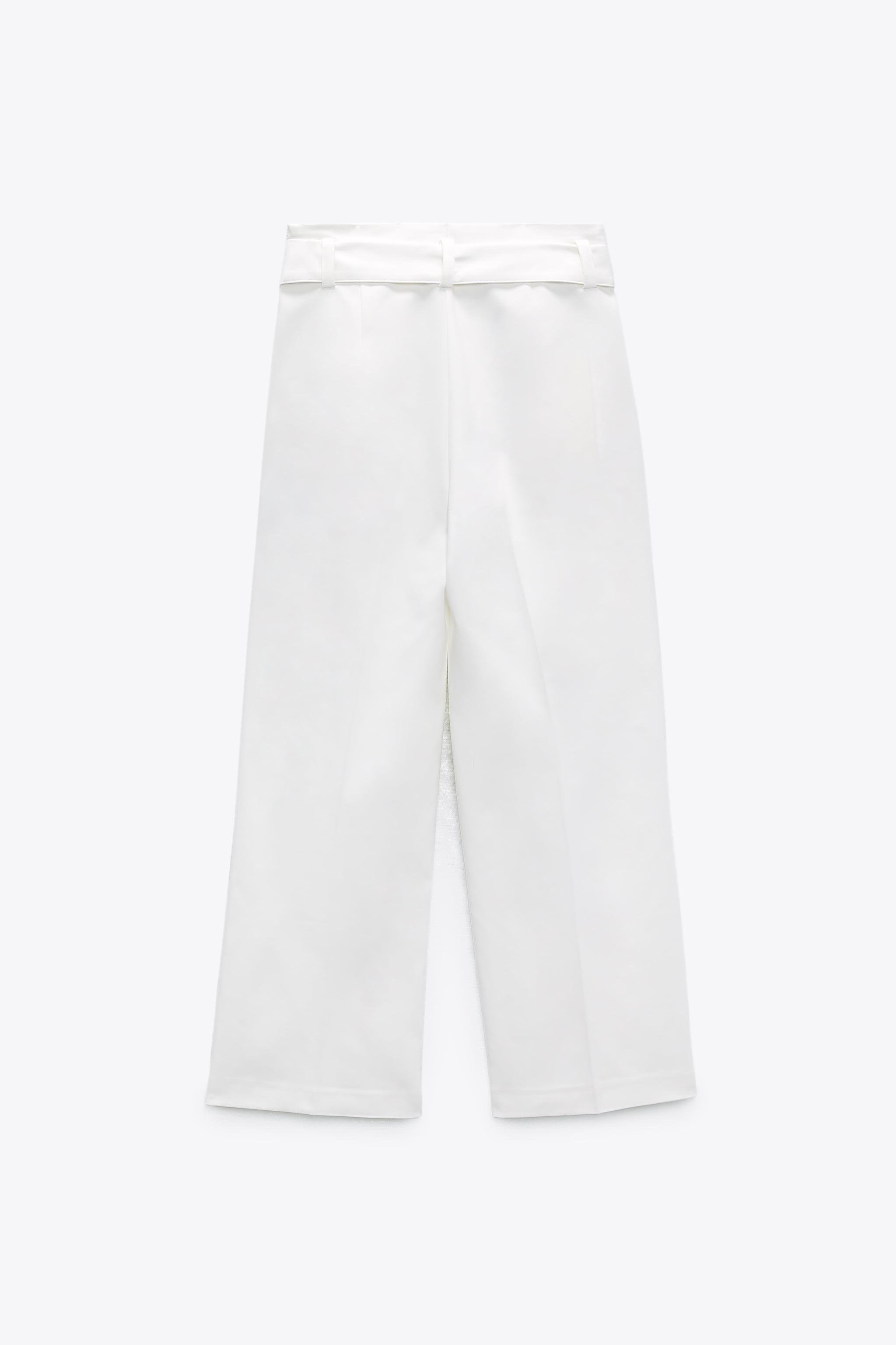 CULOTTES WITH GOLDEN BUTTONS 3
