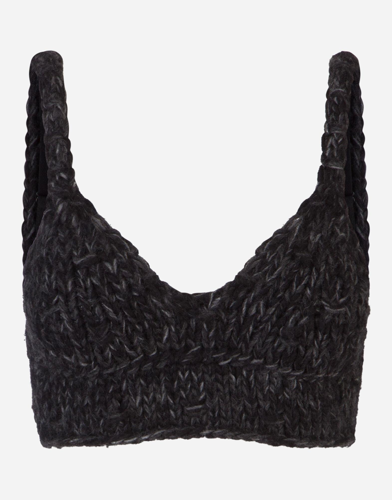 Knit top with sweetheart neckline 5
