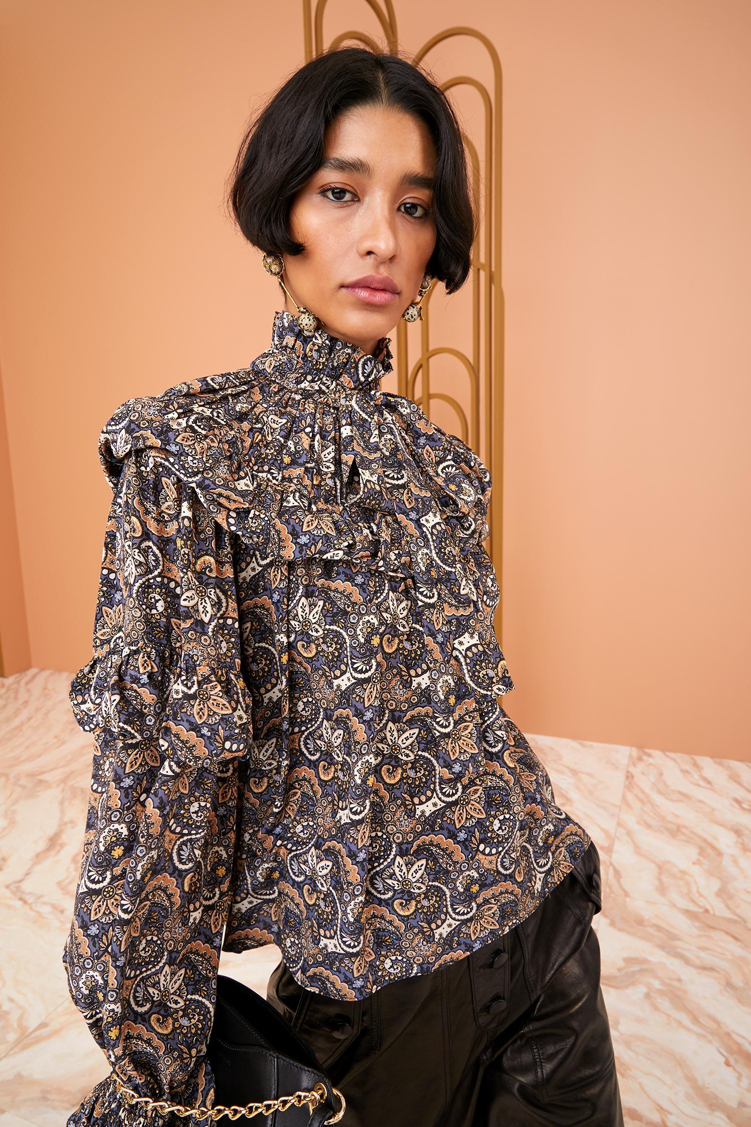 Margeurite Blouse