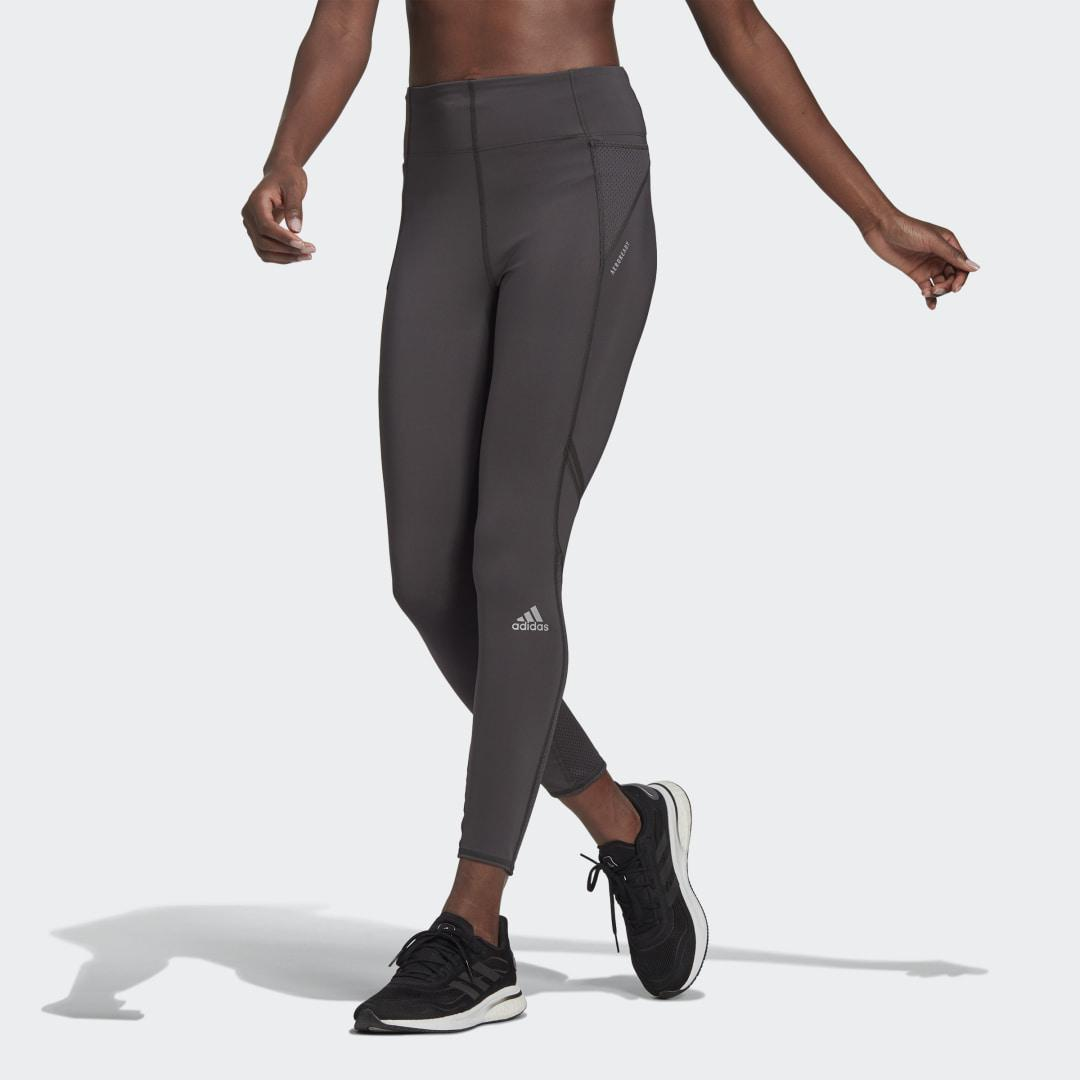 How We Do 7/8 Tights Dgh Solid Grey