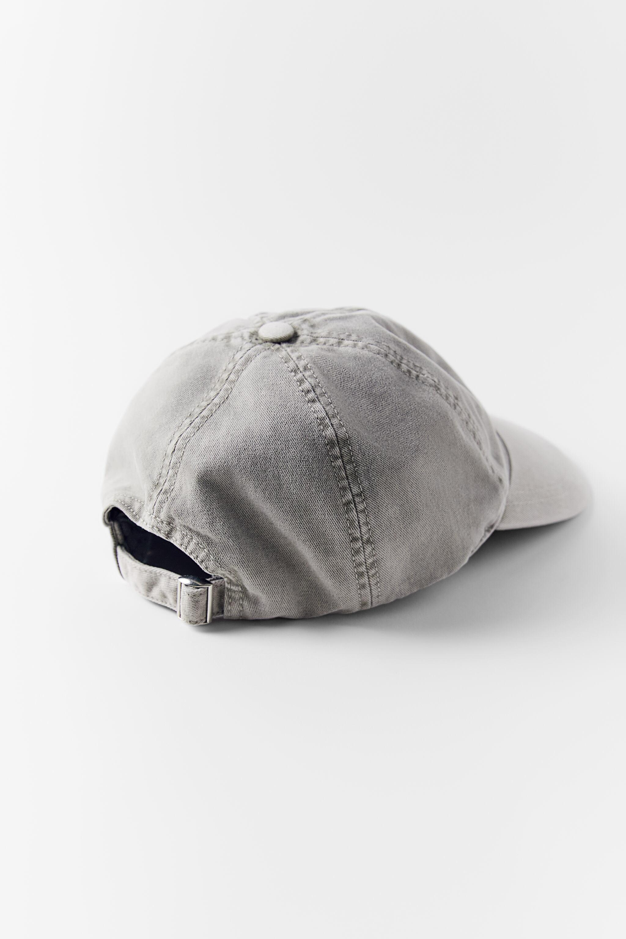 WASHED EFFECT HAT 5