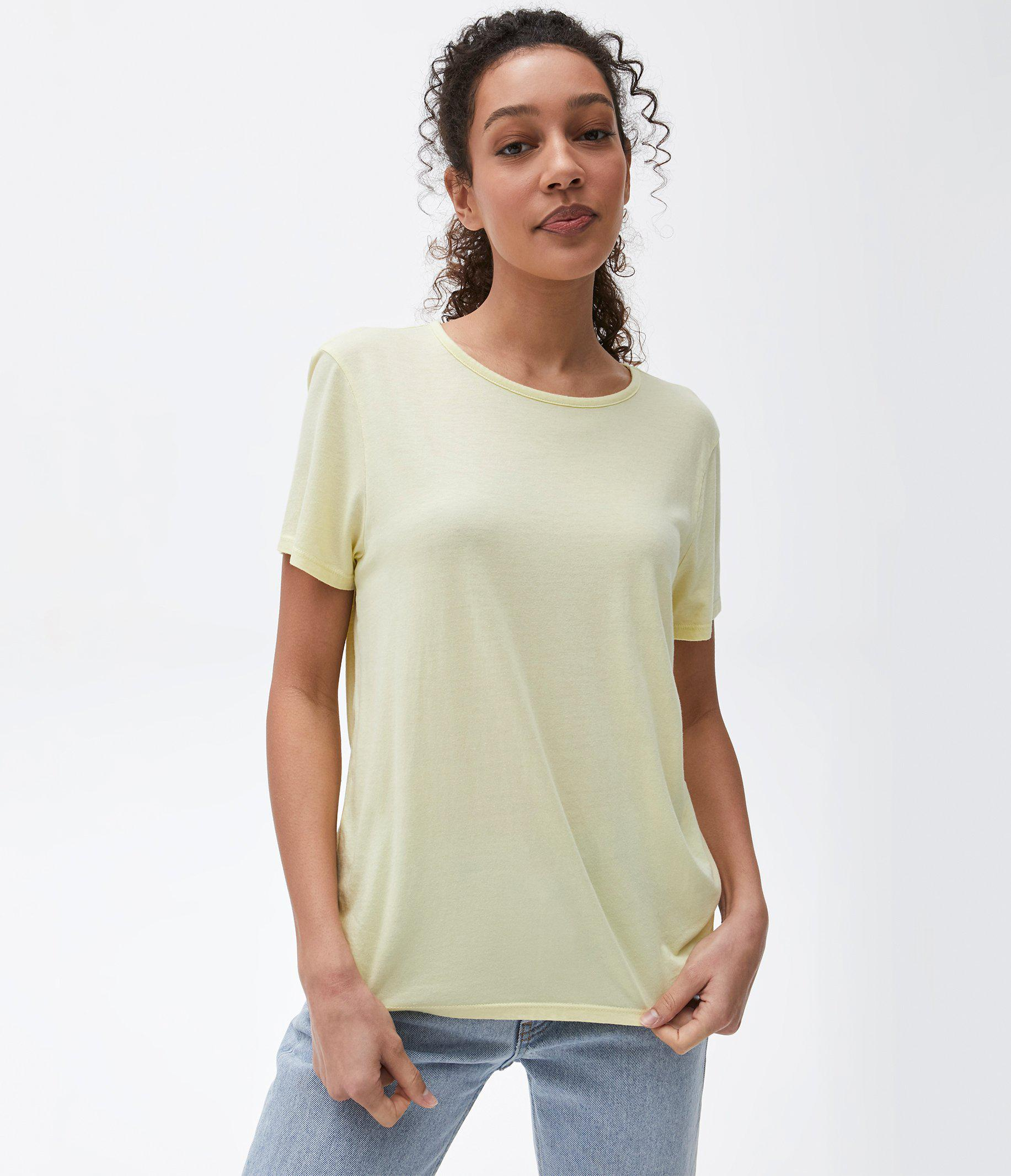 Brittany Relaxed Crew Tee