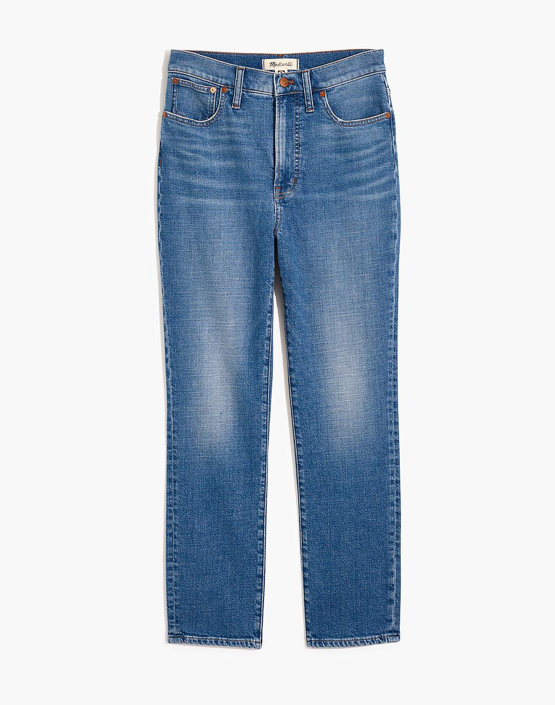 The Perfect Vintage Crop Jean in Sandford Wash: Summerweight Edition 4