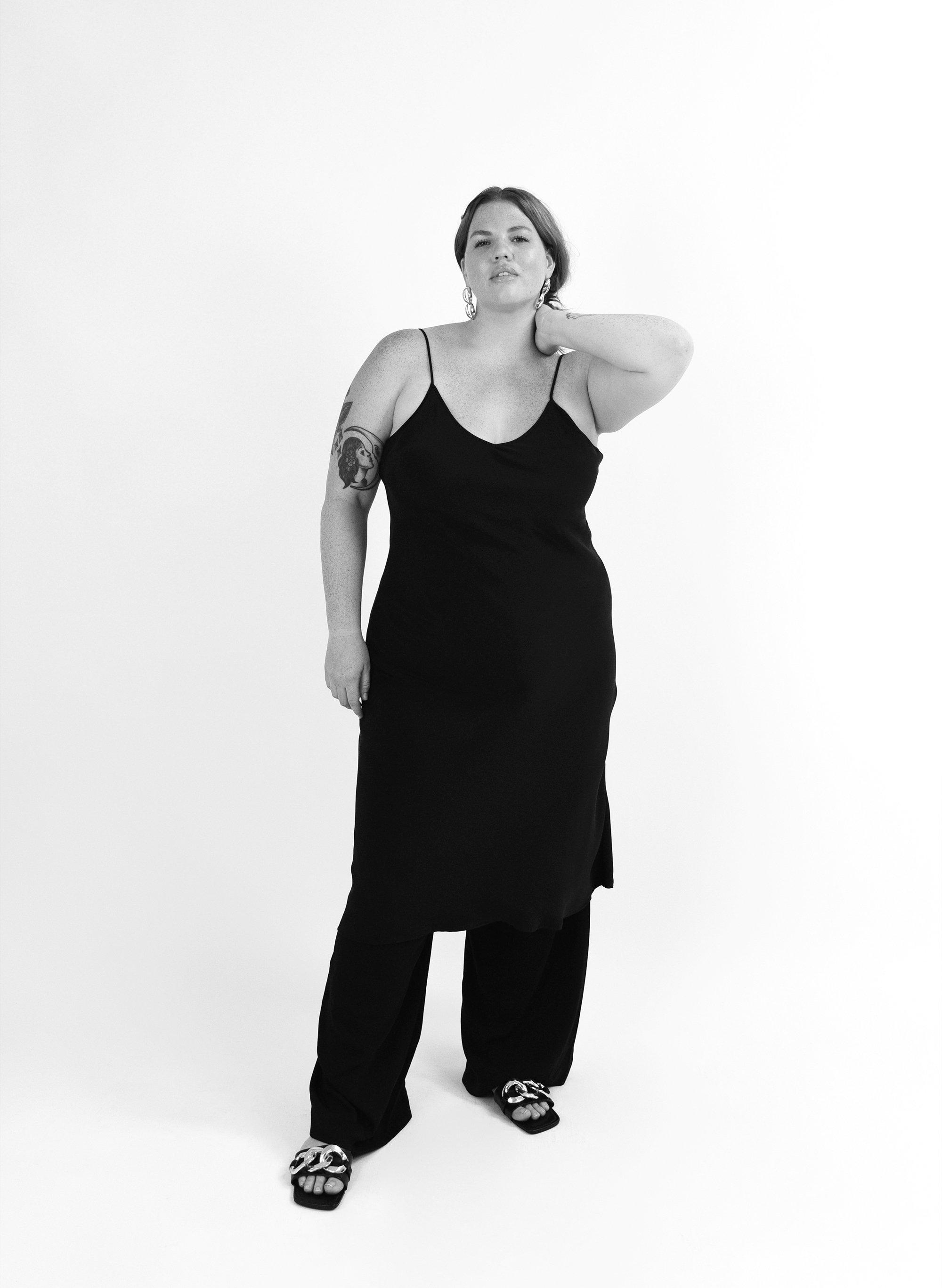 Pull-on Pant in Black