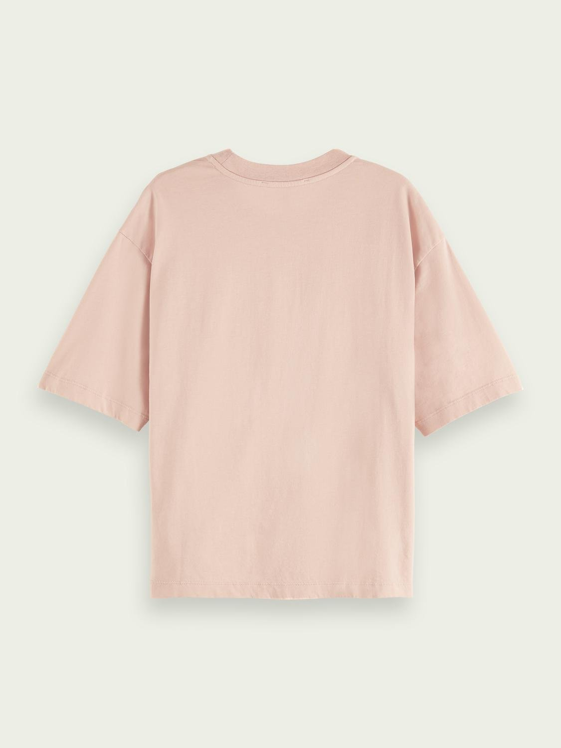 Relaxed-fit graphic organic cotton T-shirt 4