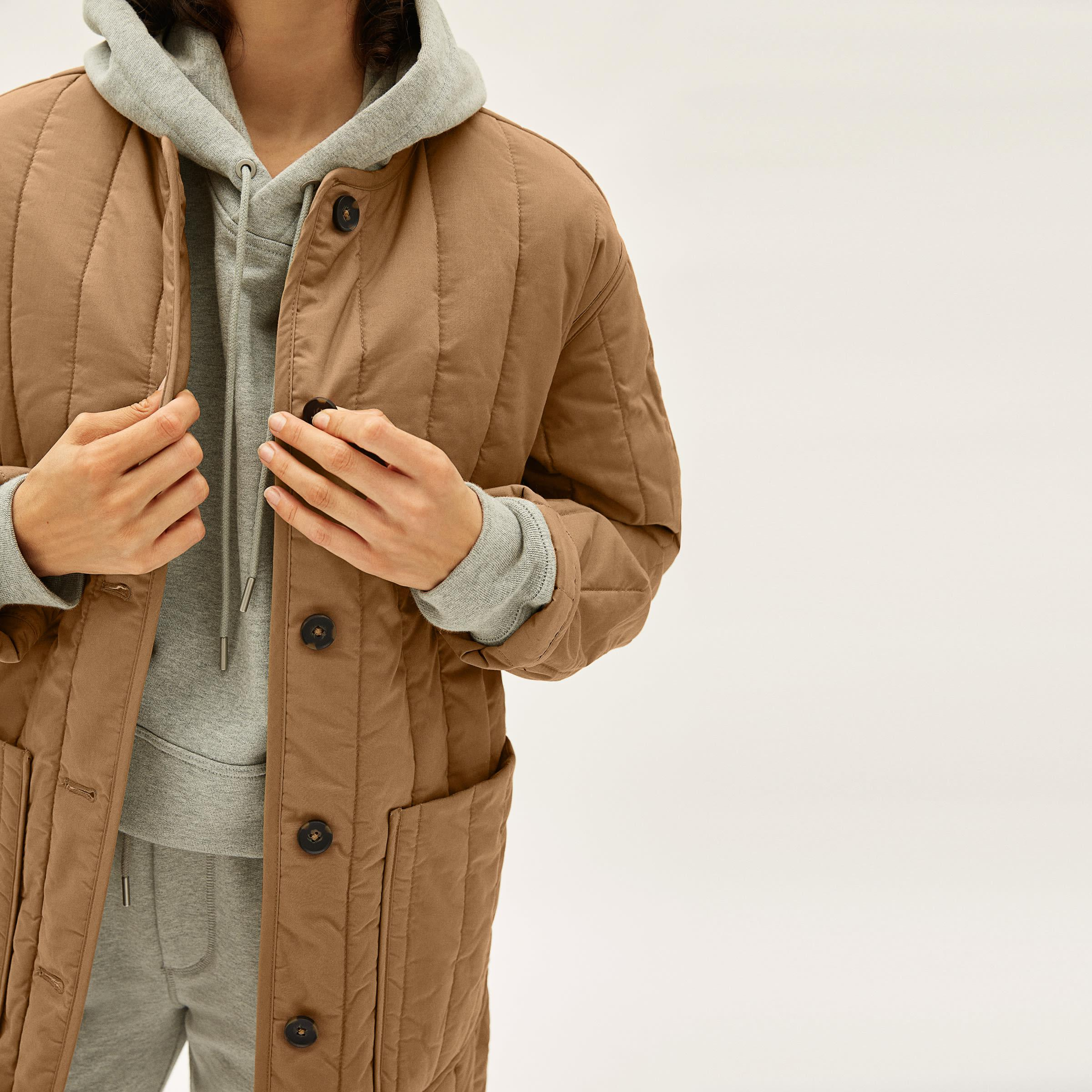 The Cotton Quilted Jacket  2