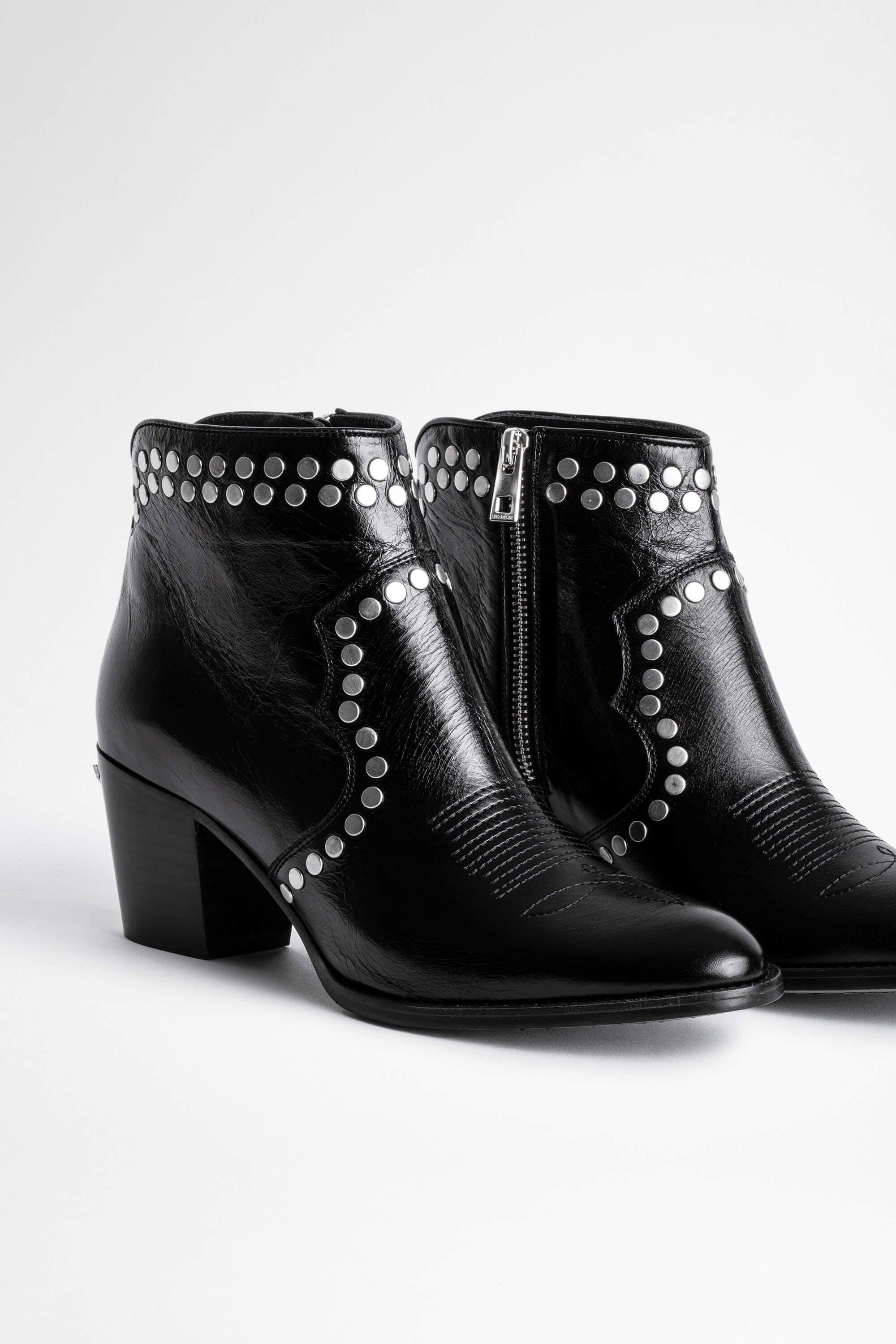 Molly Studded Boots 4