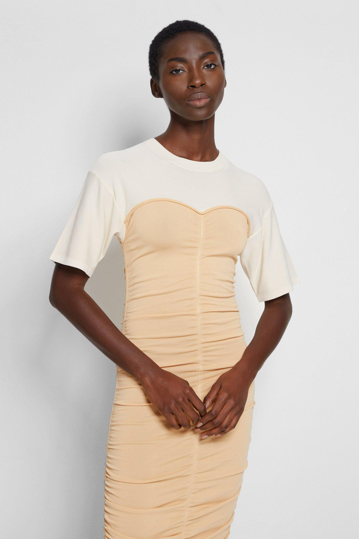 Charleigh Ruched Dress 1