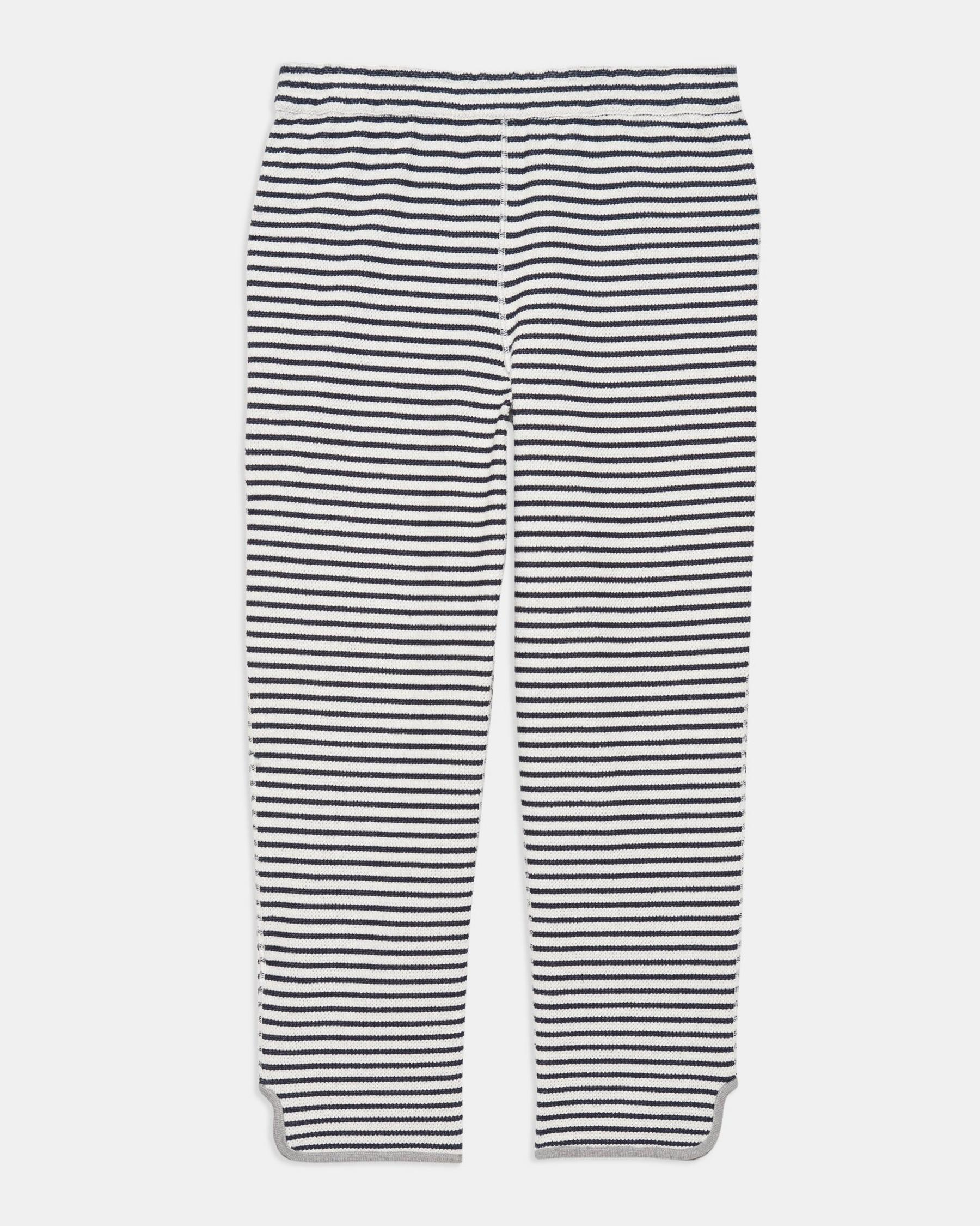 Reversible Notch Jogger in Terry Cotton 4